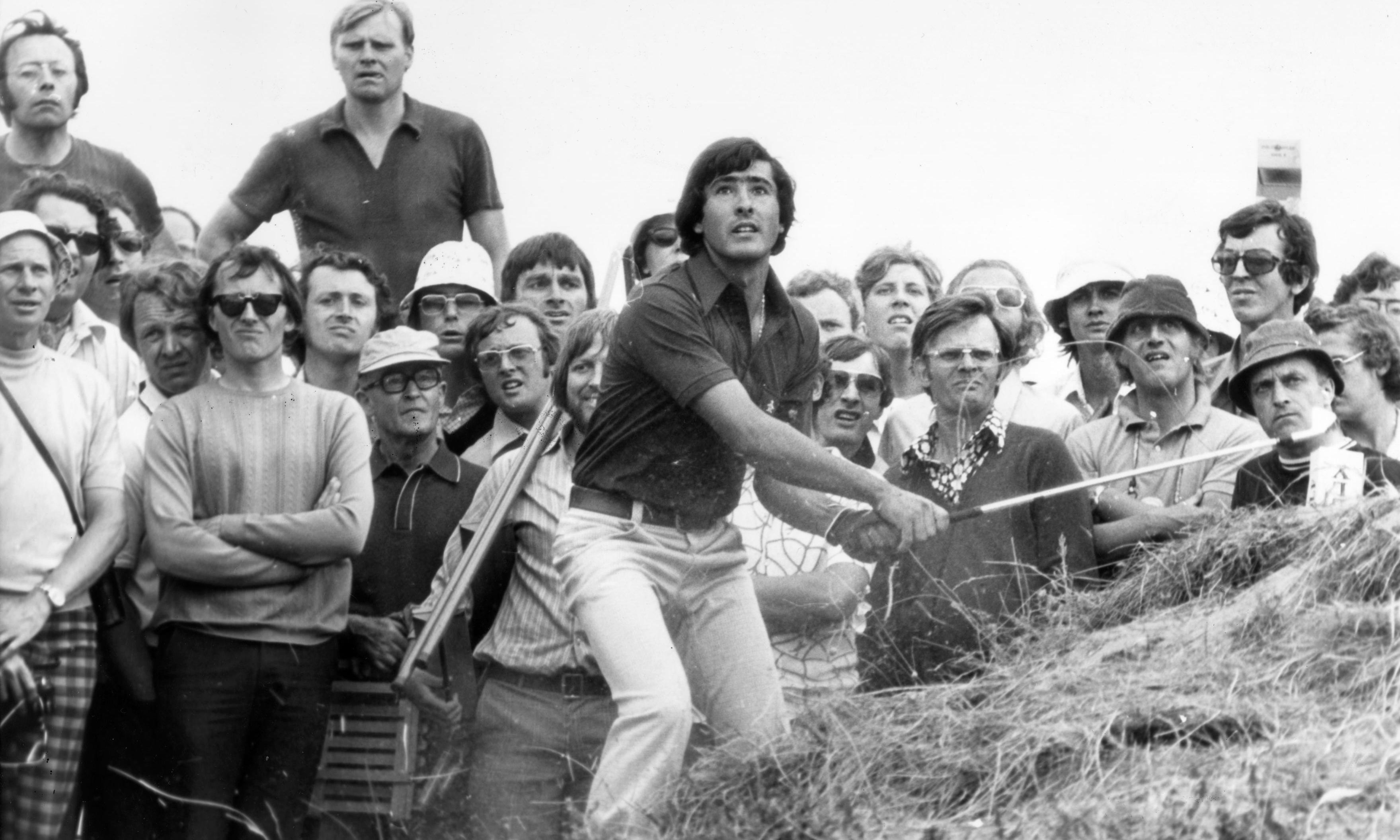 The forgotten story of … Seve, a hacker and Johnny Miller's 1976 Open