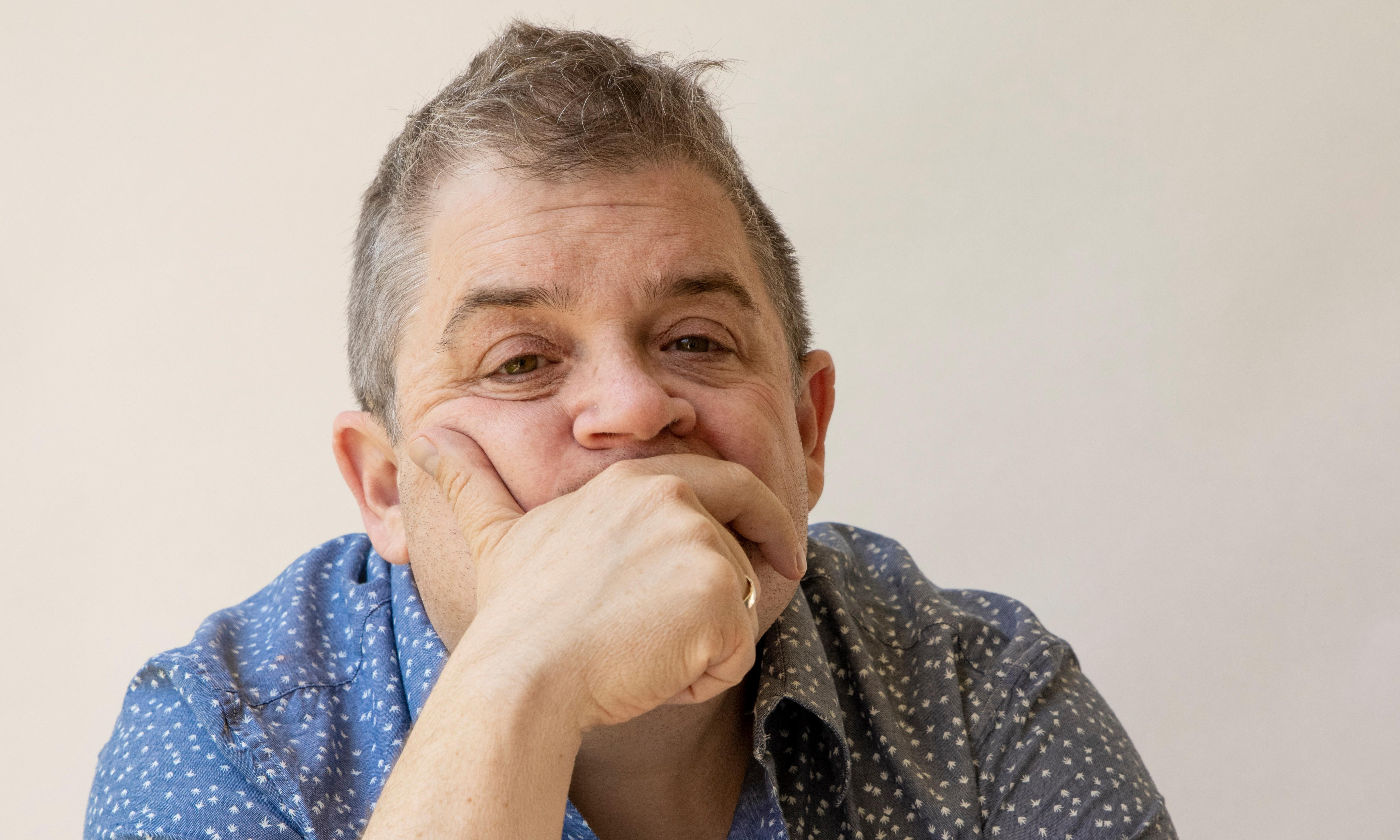 'Without my daughter, drinking would have been a problem': Patton Oswalt on bereavement