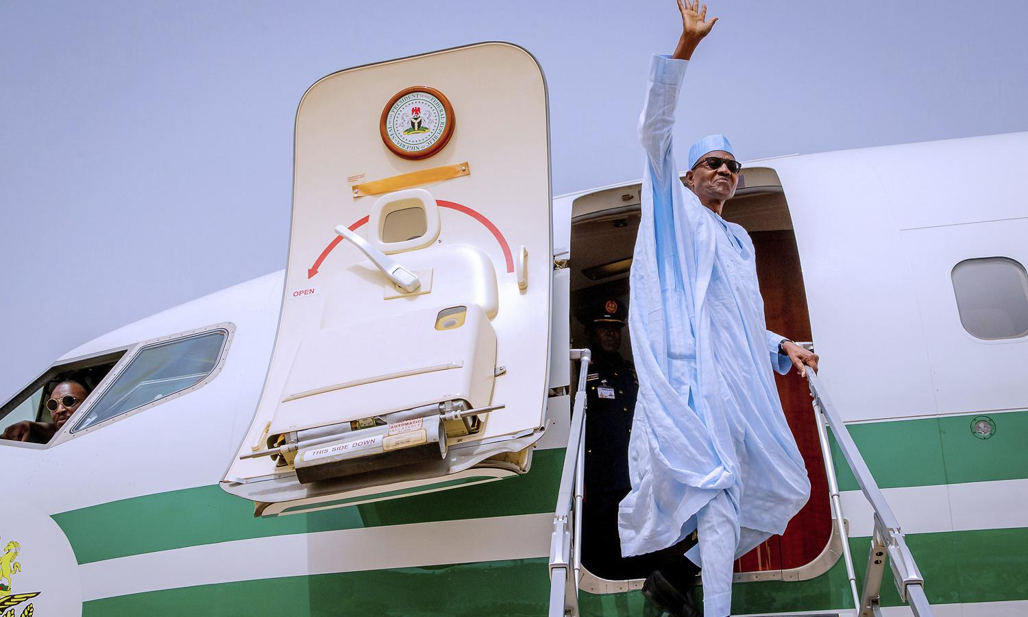 Buhari and opposition leader blame each other for Nigerian election delay