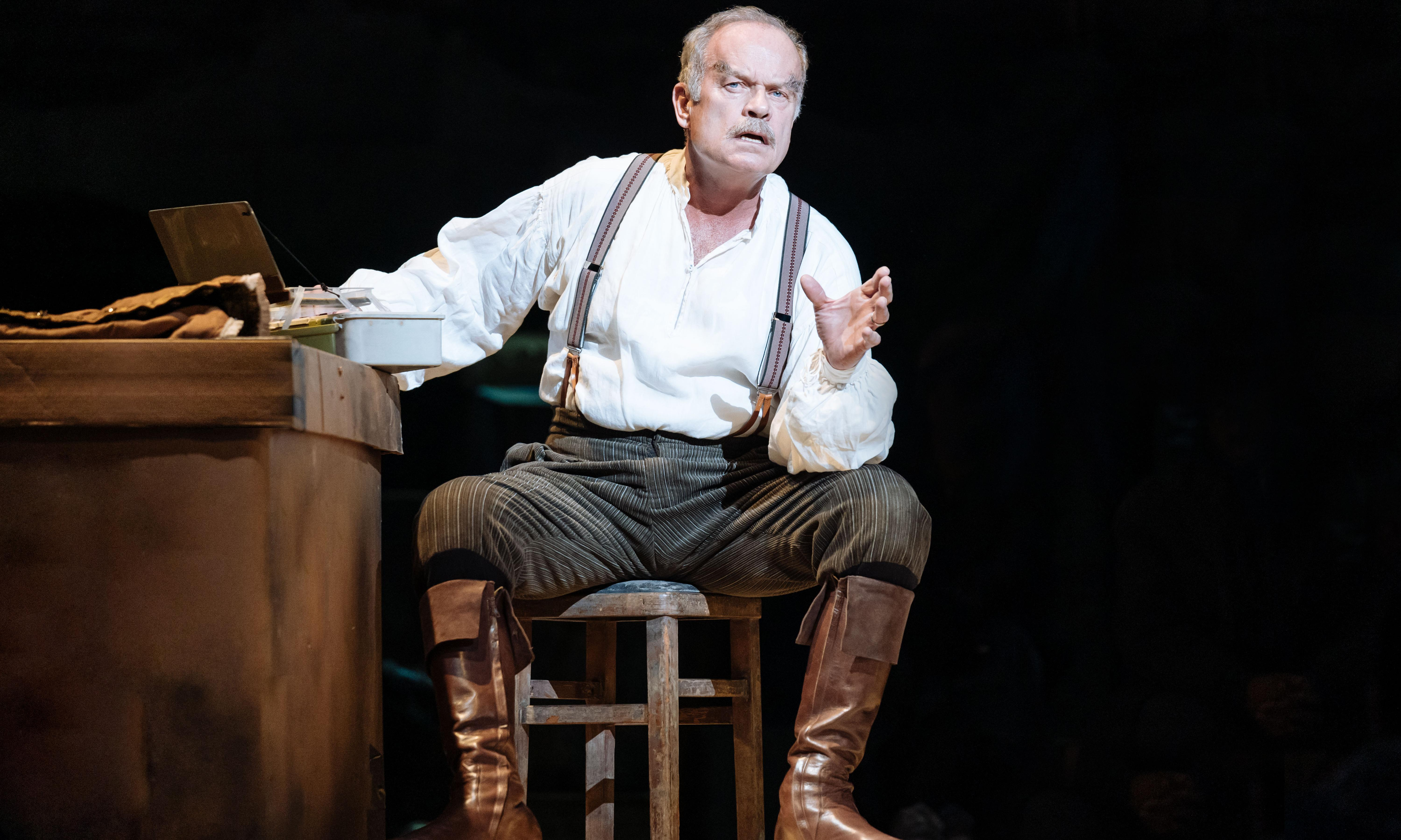 Kelsey Grammer mercifully reaches the end of his sentence