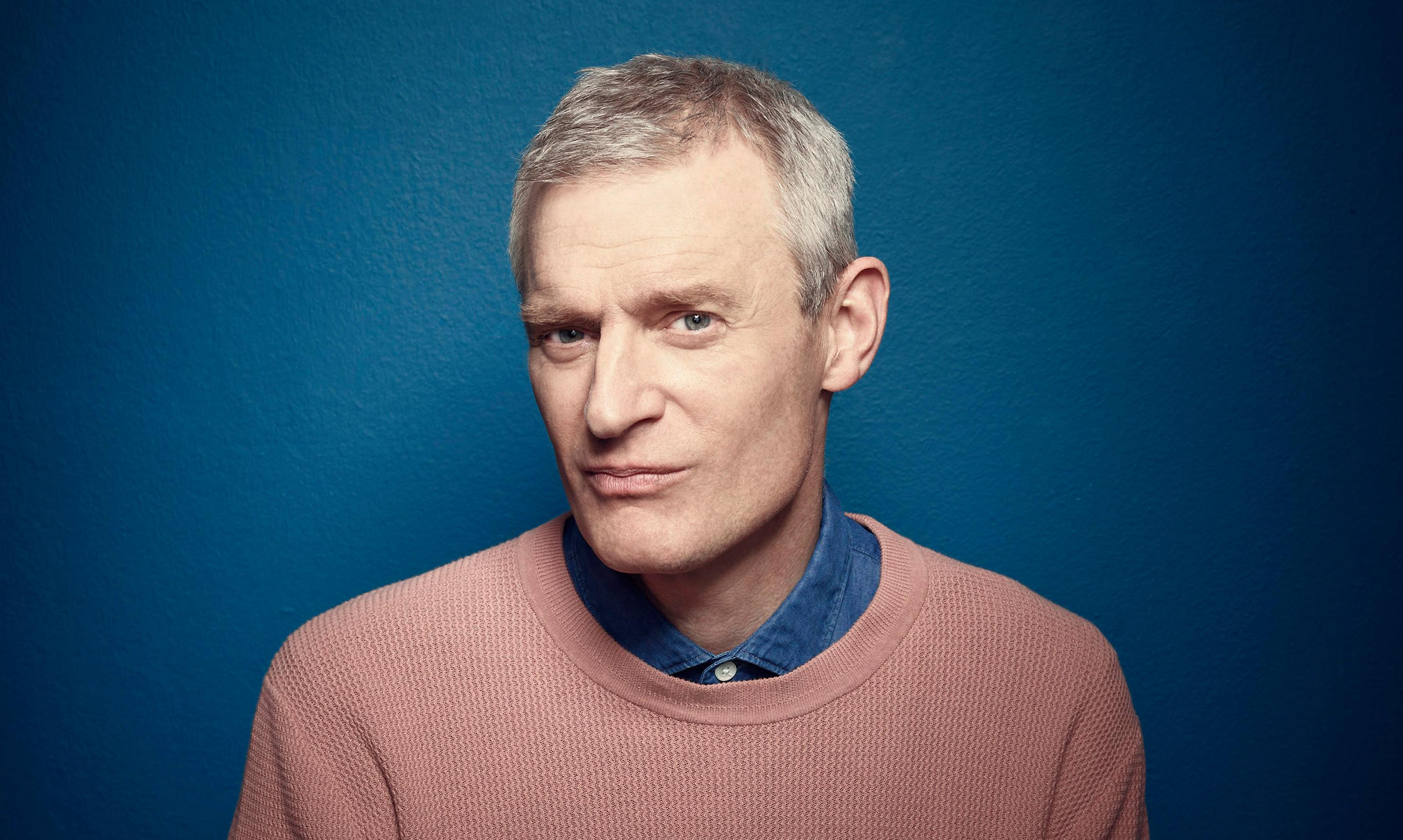 Jeremy Vine: 'A train's loo door opened when I was inside. Luckily they thought I was Jeremy Paxman'