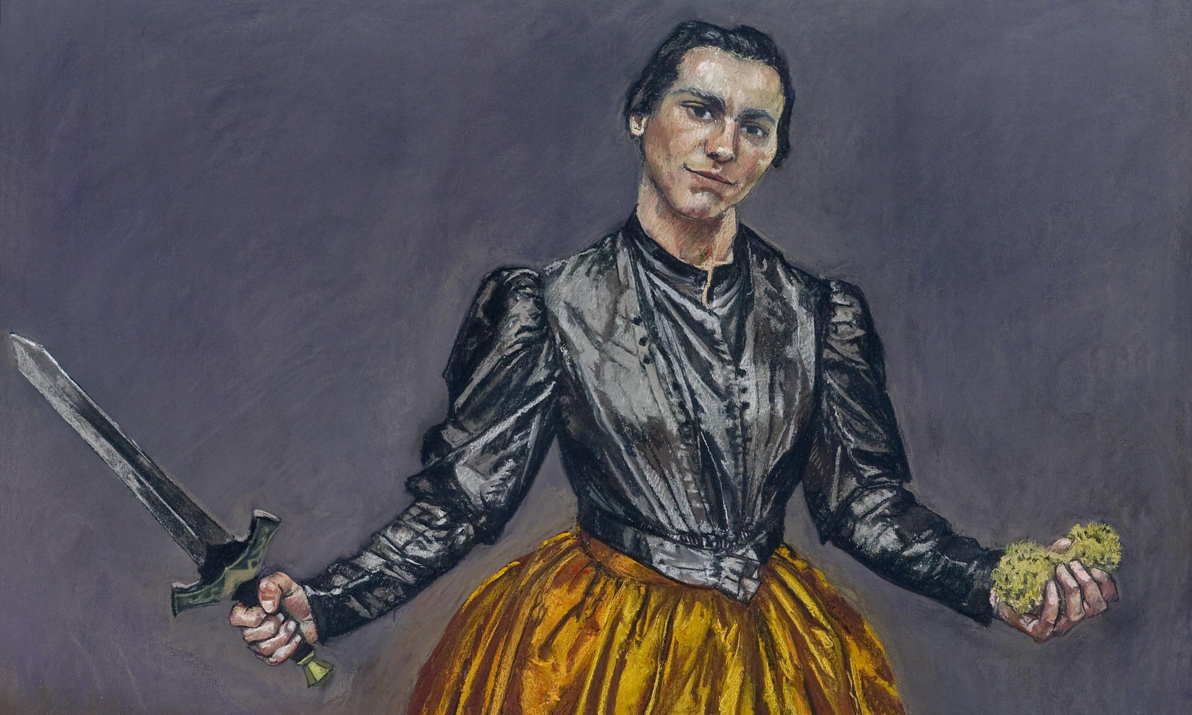 Paula Rego review – a monumental show of sex, anger and pain
