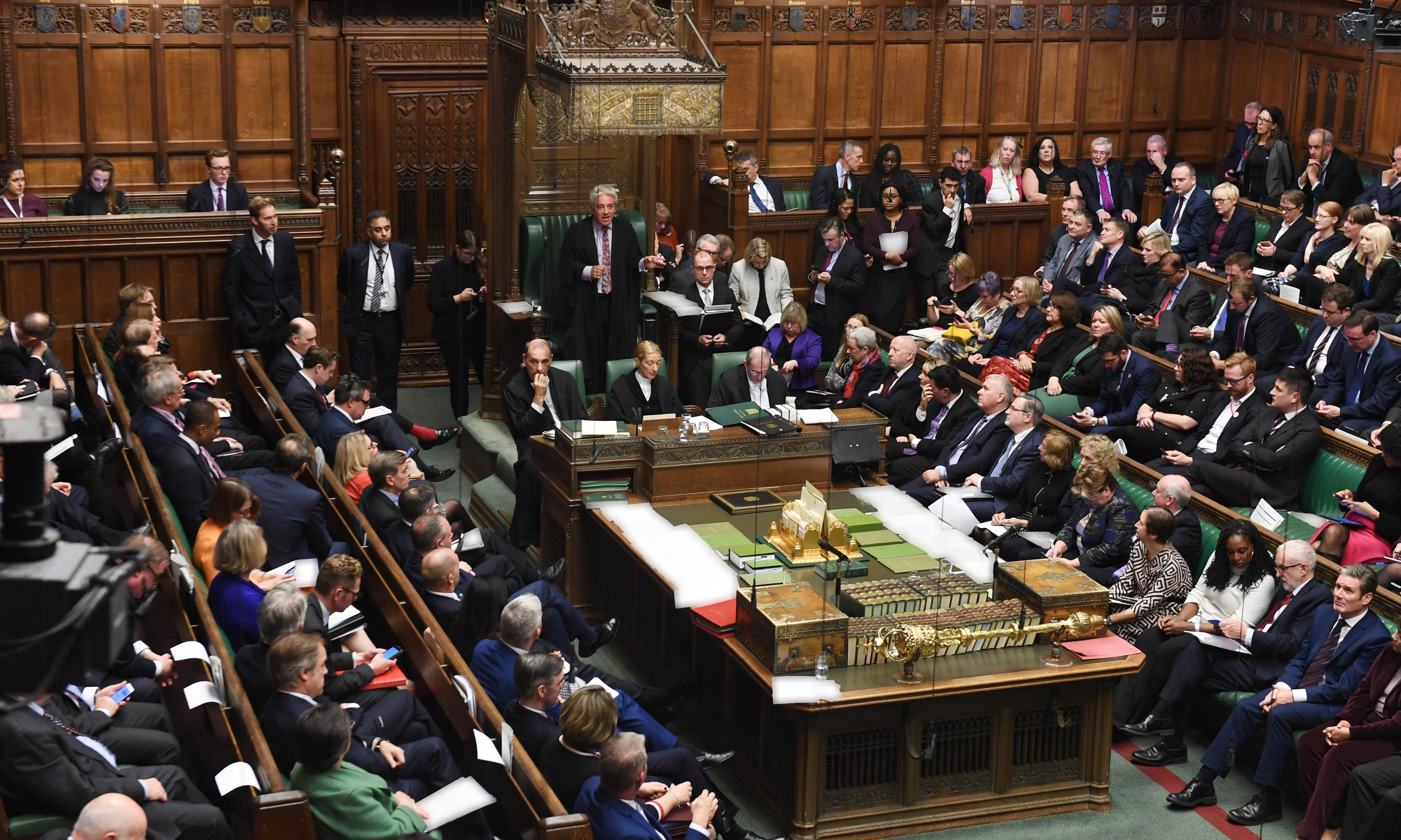 What does Boris Johnson's withdrawal bill actually say?