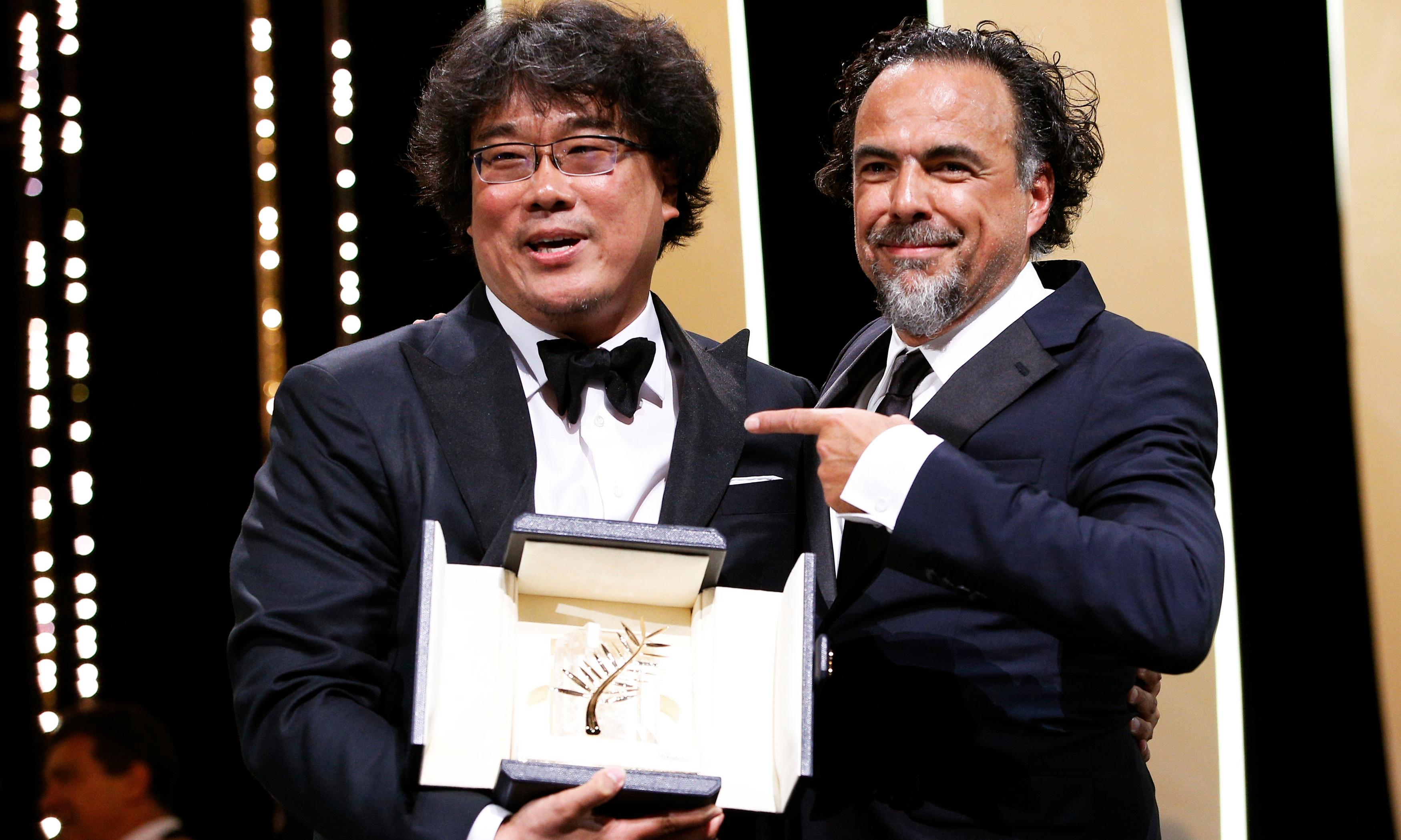 Sorry they missed you, Tarantino – but Cannes was right to celebrate Parasite