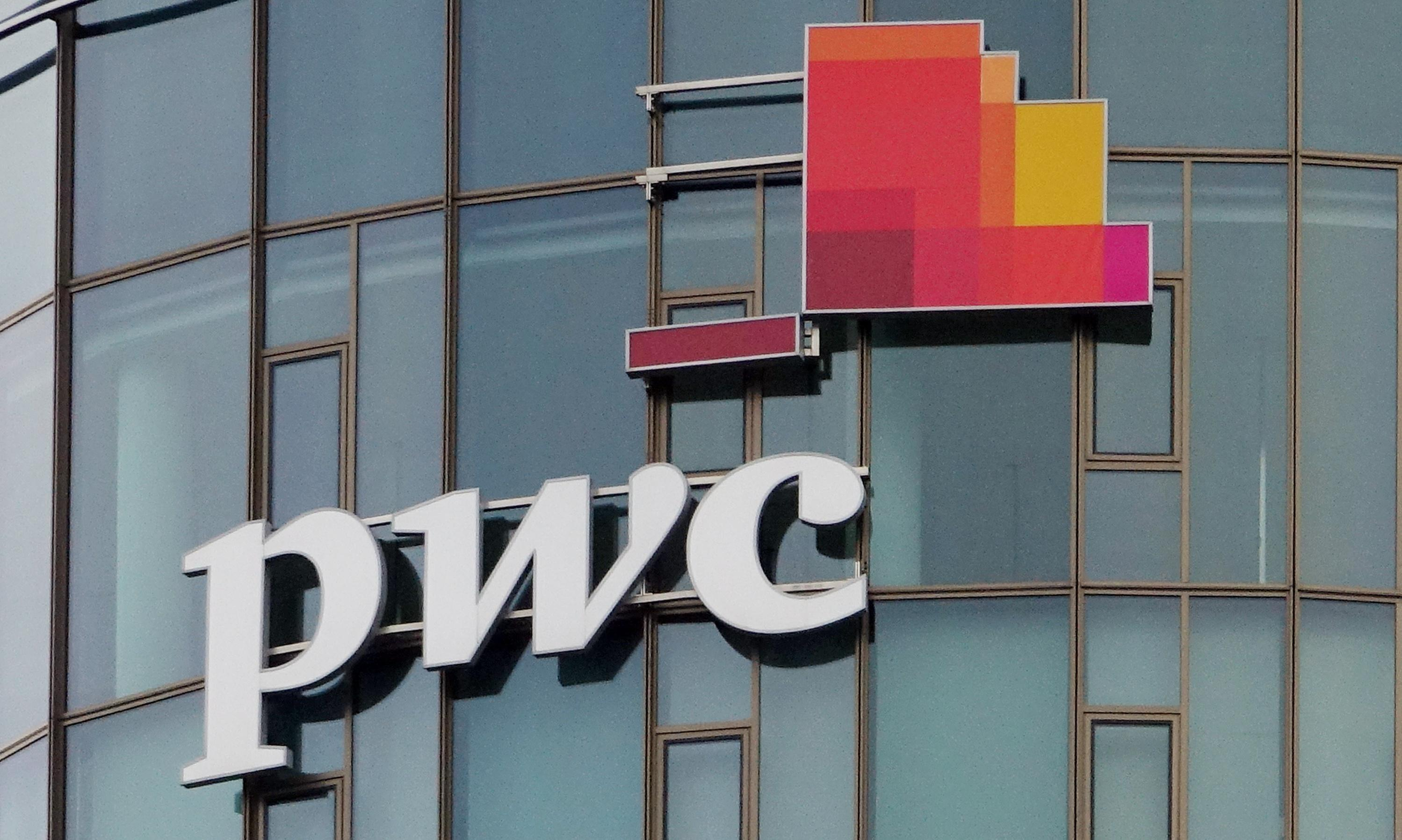 Demand for Brexit advice helps push PwC profit to more than £1bn