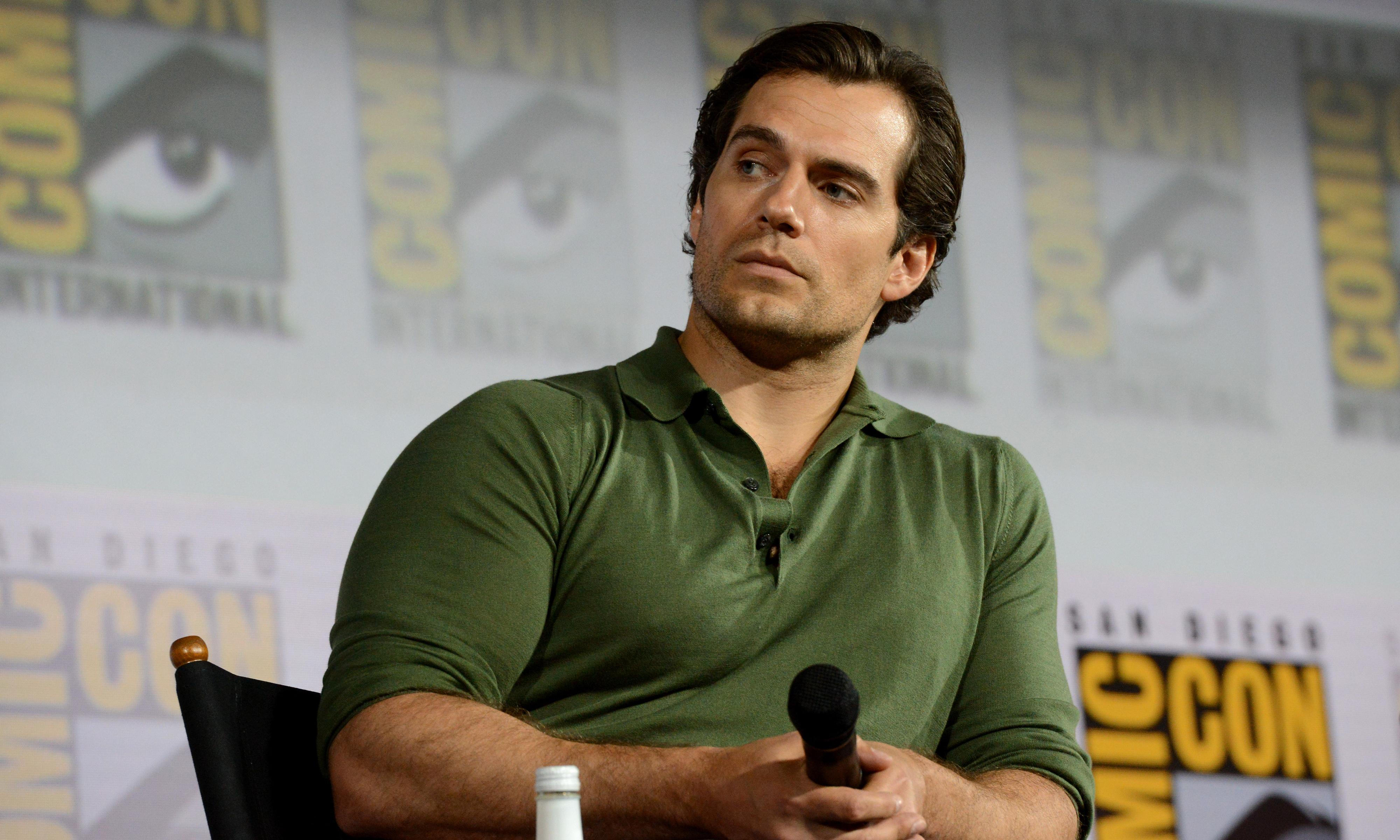 'I respond well to truth': Henry Cavill told he was too fat to play Bond