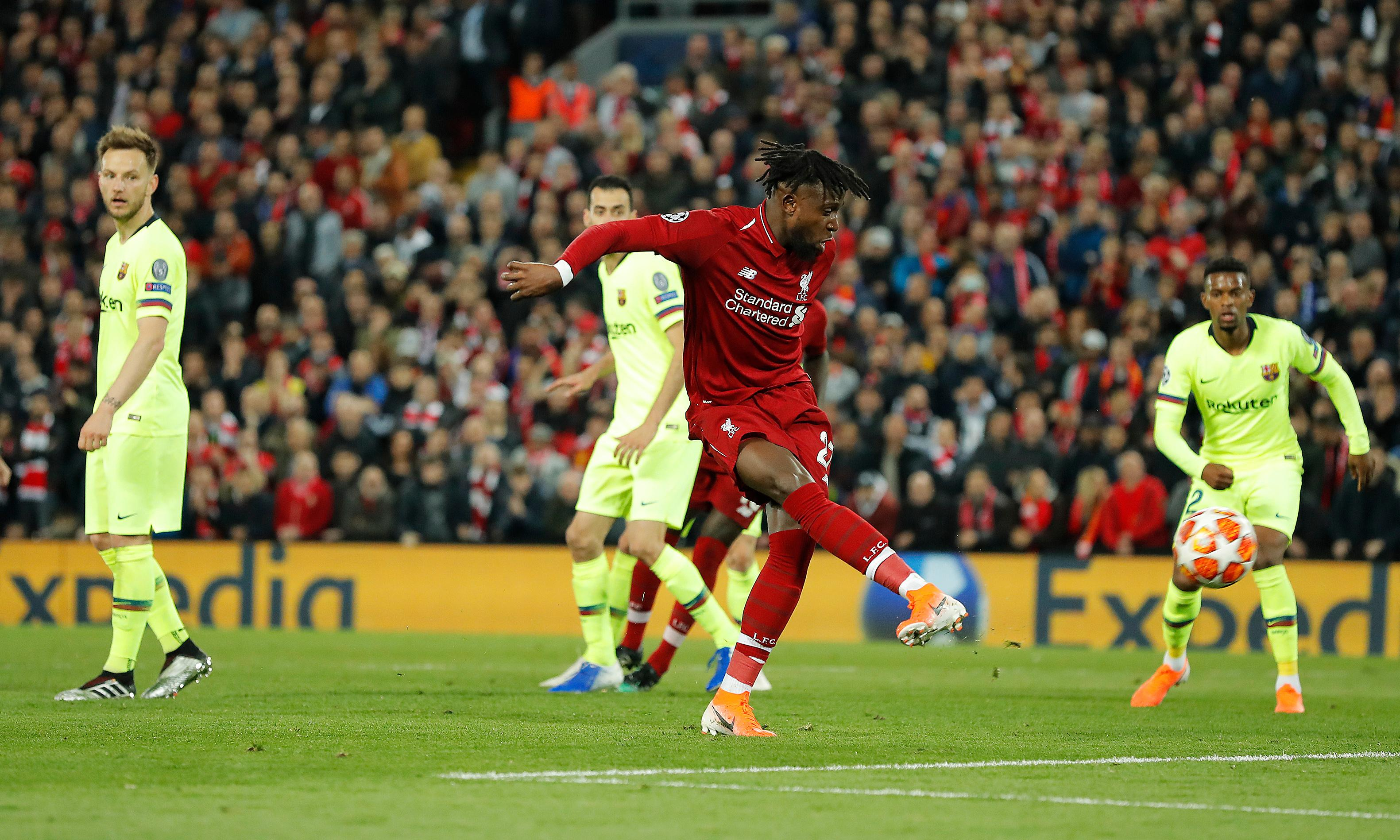 Liverpool stage sensational comeback to beat Barcelona and reach final