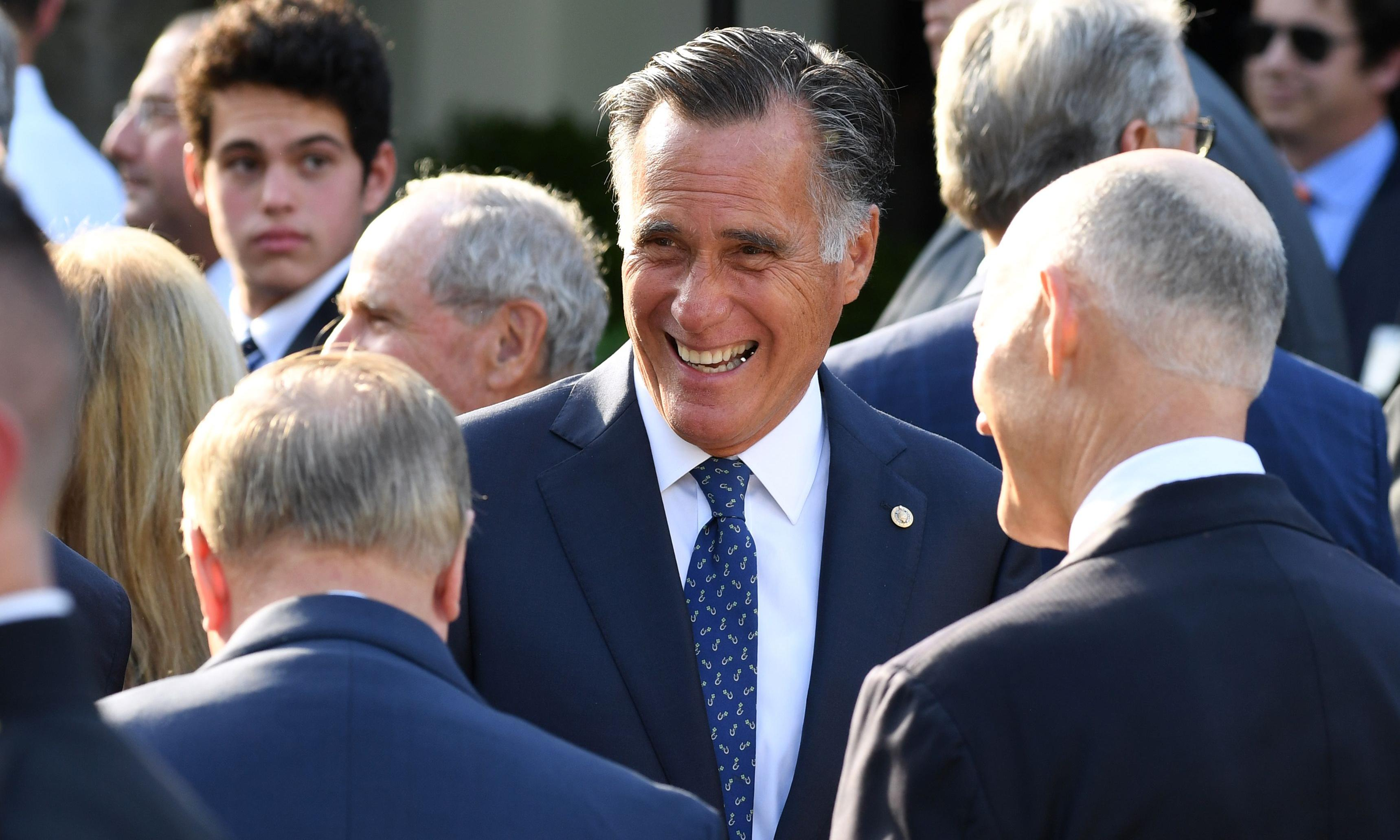 Pierre Delecto: Mitt Romney's secret online alter-ego for eight years
