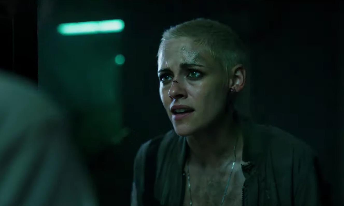 Kristen Stewart's new film is nothing like Alien – except for all the bits like Alien