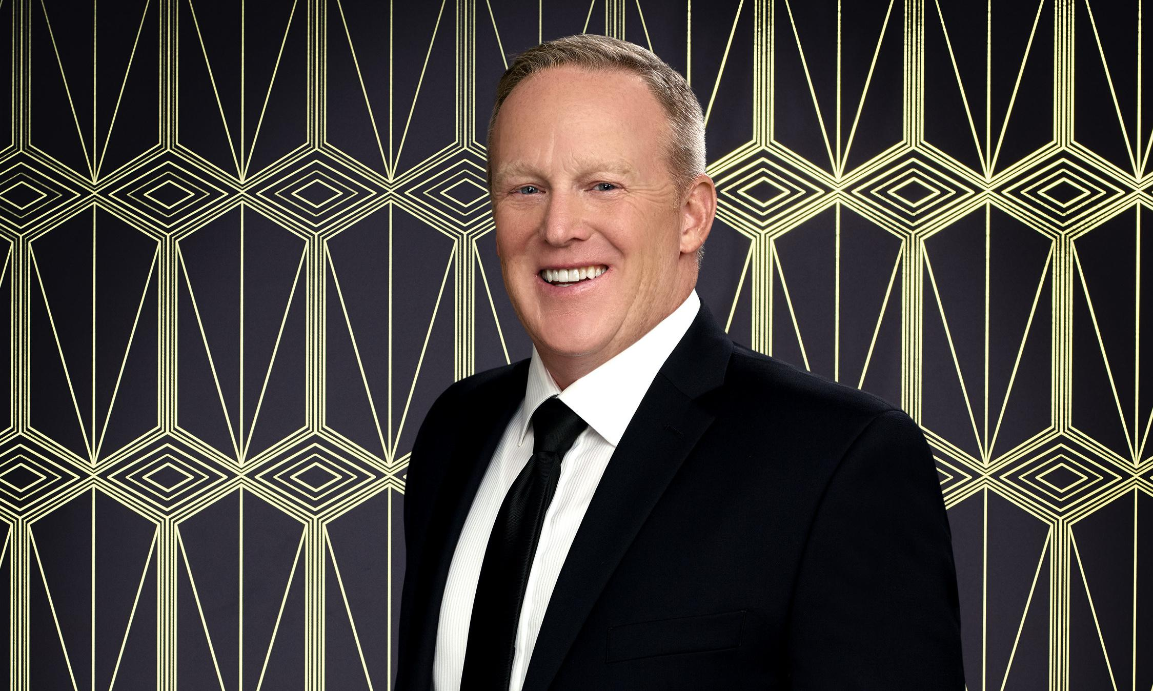 Is Sean Spicer the most controversial person ever to appear on a dancing show?