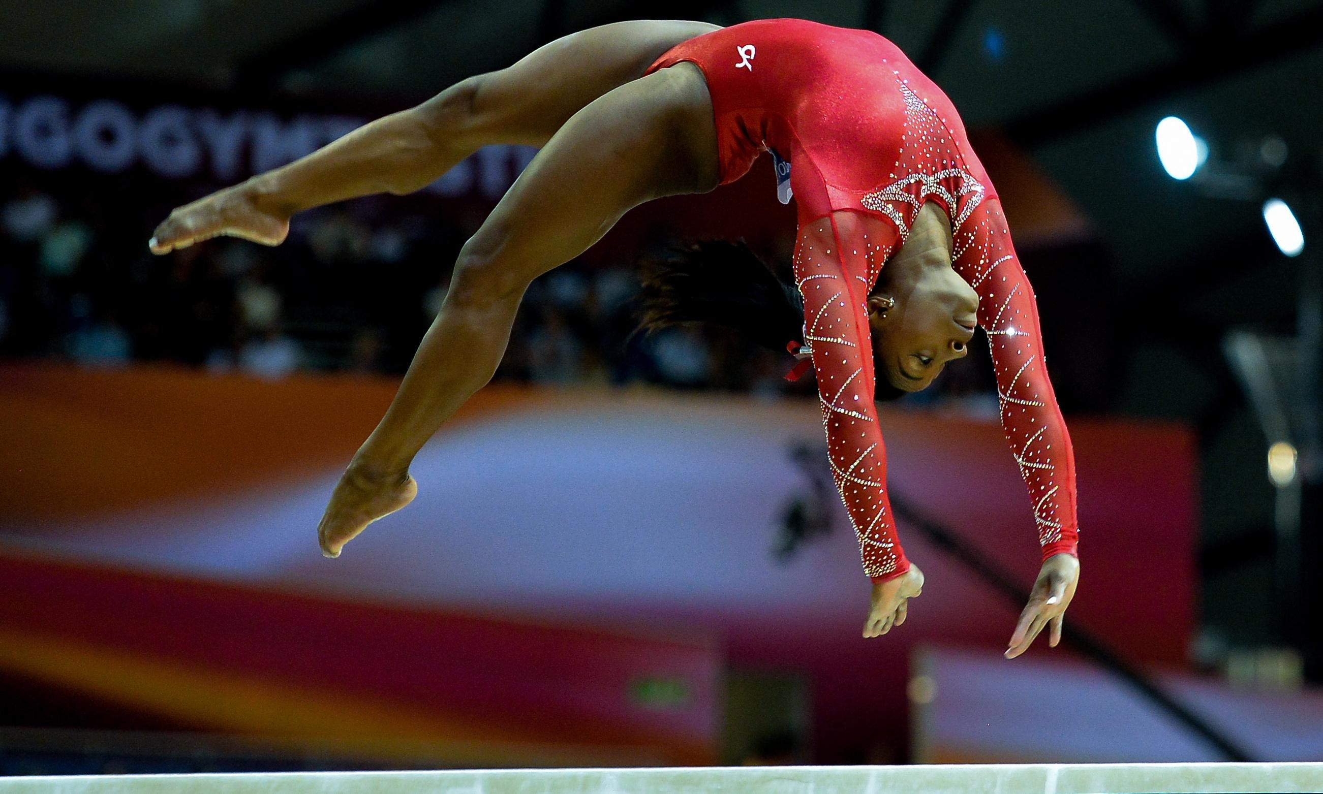 To say Simone Biles is America's greatest athlete is an undersell
