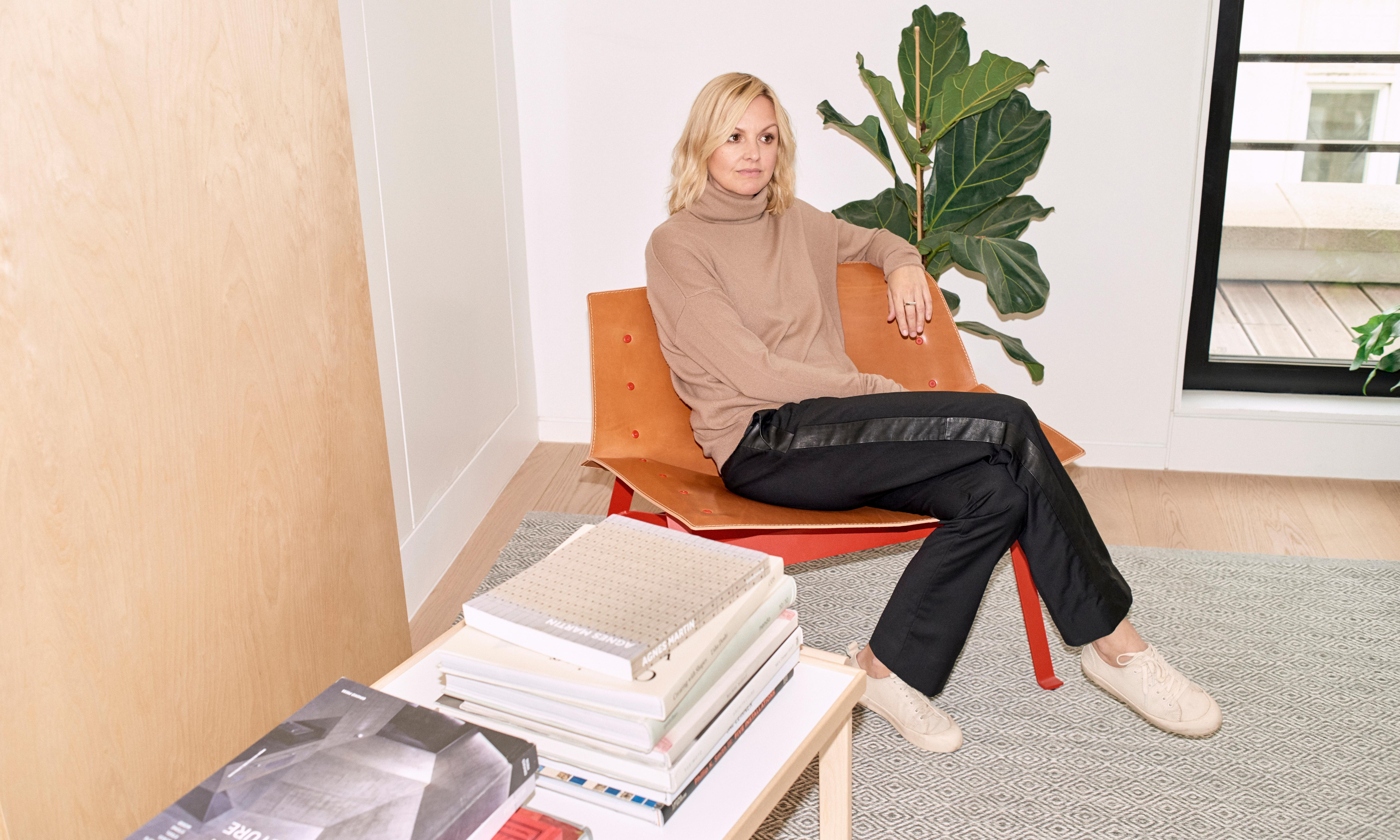 Cos creative director Karin Gustafsson: 'There's nothing unique about taking inspiration from art'