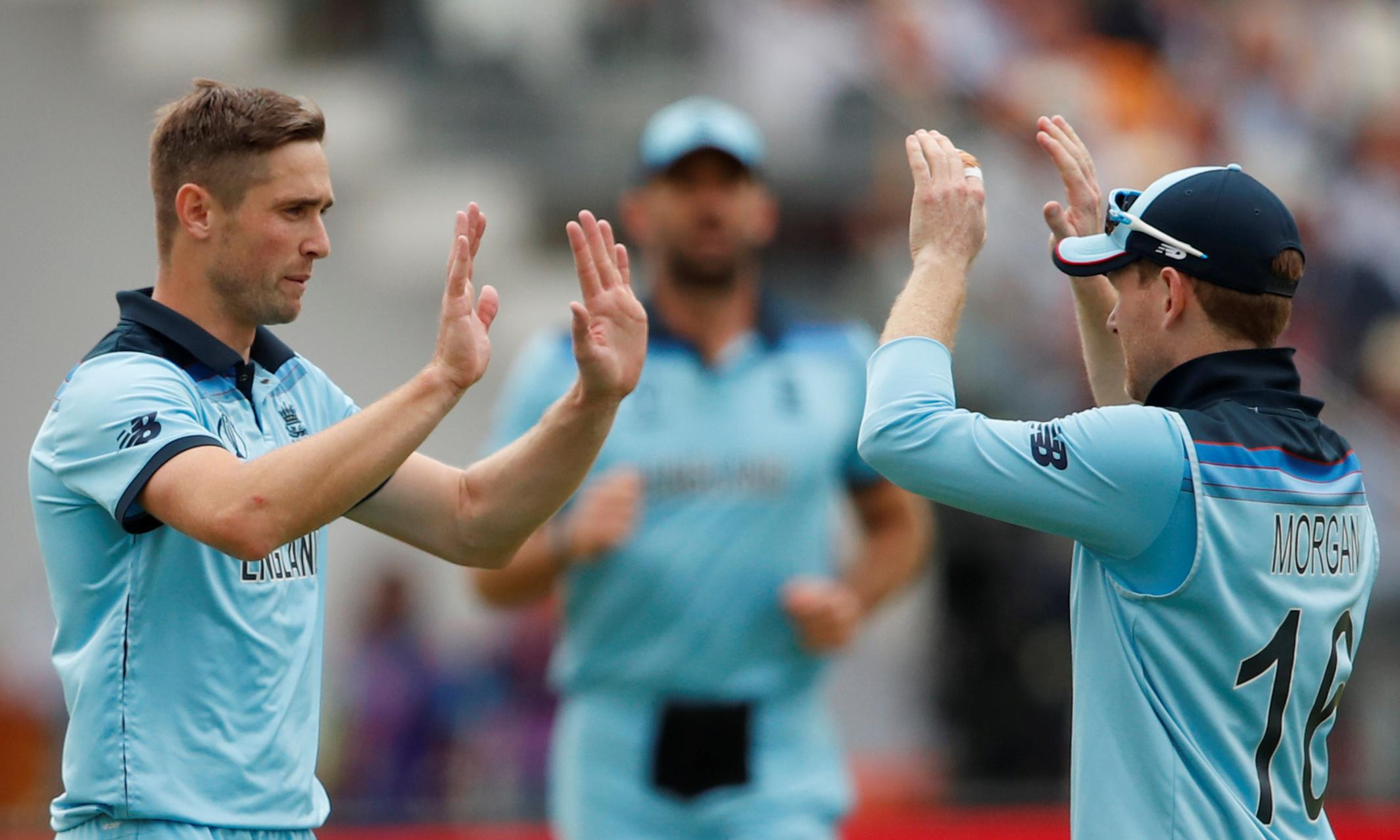 Eoin Morgan has earned right to decide his future, says Chris Woakes