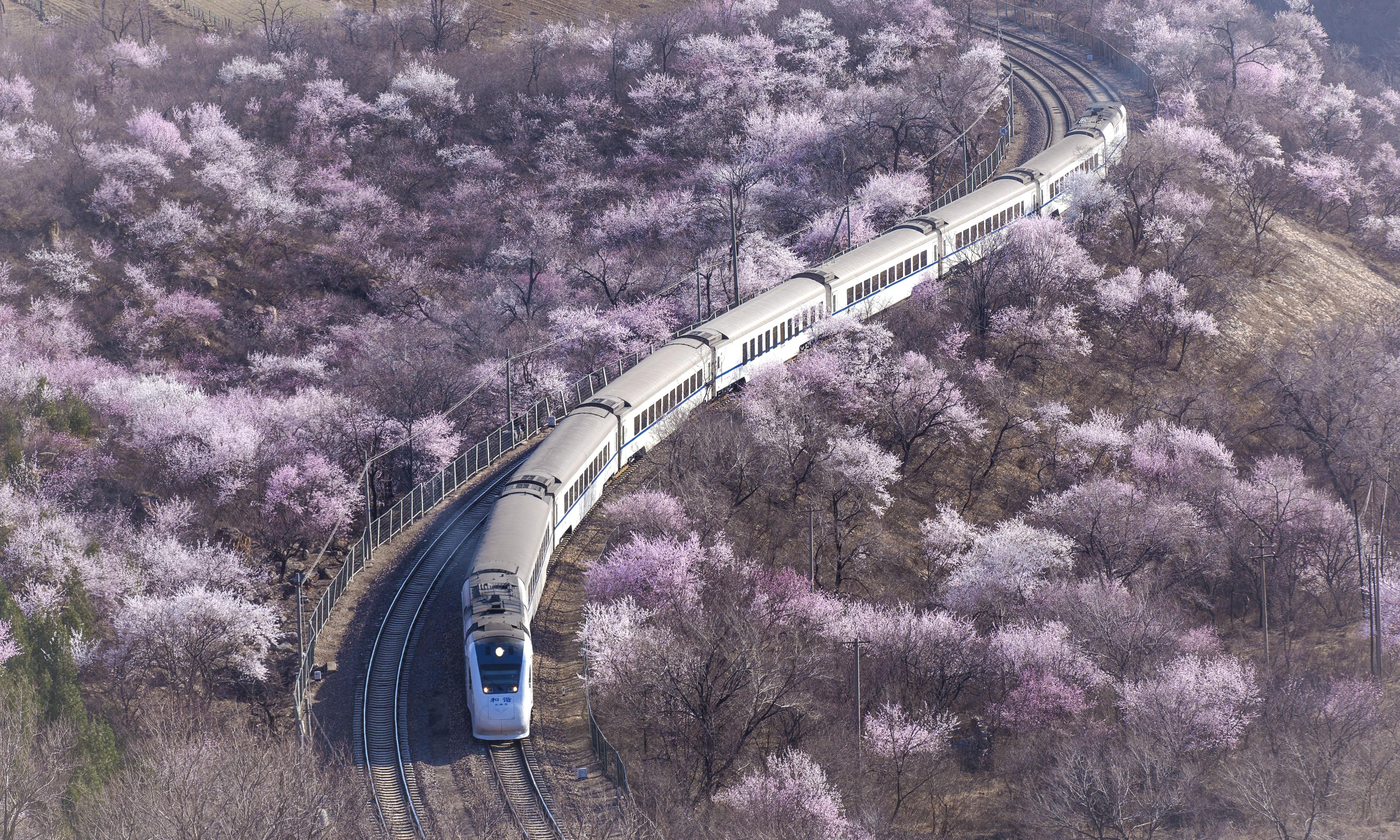 China by train: tracks, tales and a snapshot of everyday life