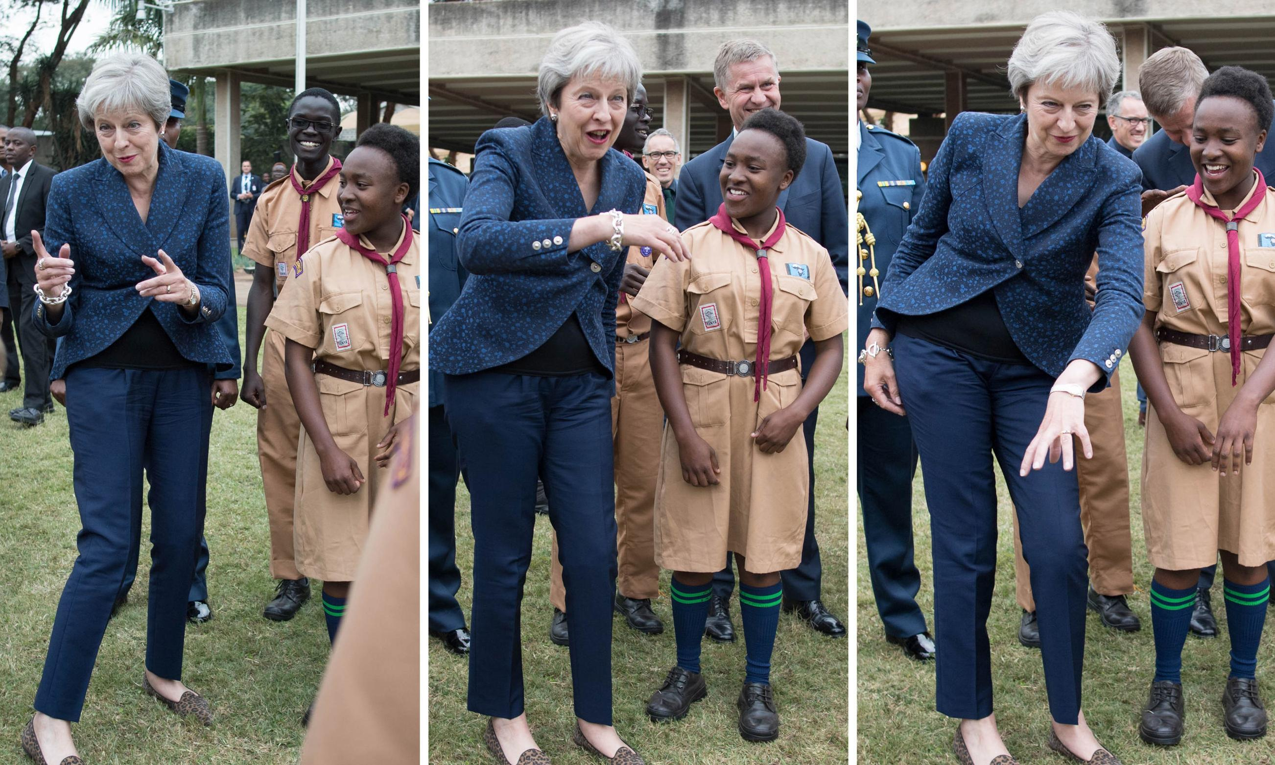 Can anyone out-dance Theresa May? The greatest movers in UK politics – ranked!