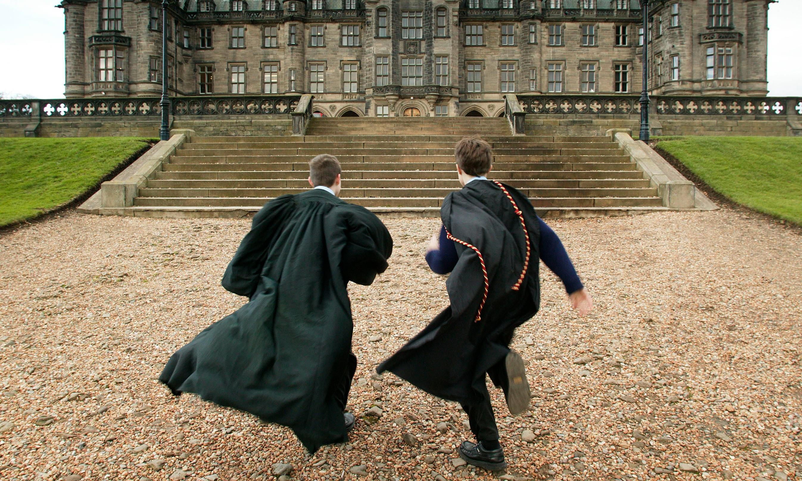 Britain is still ruled by a privately educated elite. Let's end this culture of deference