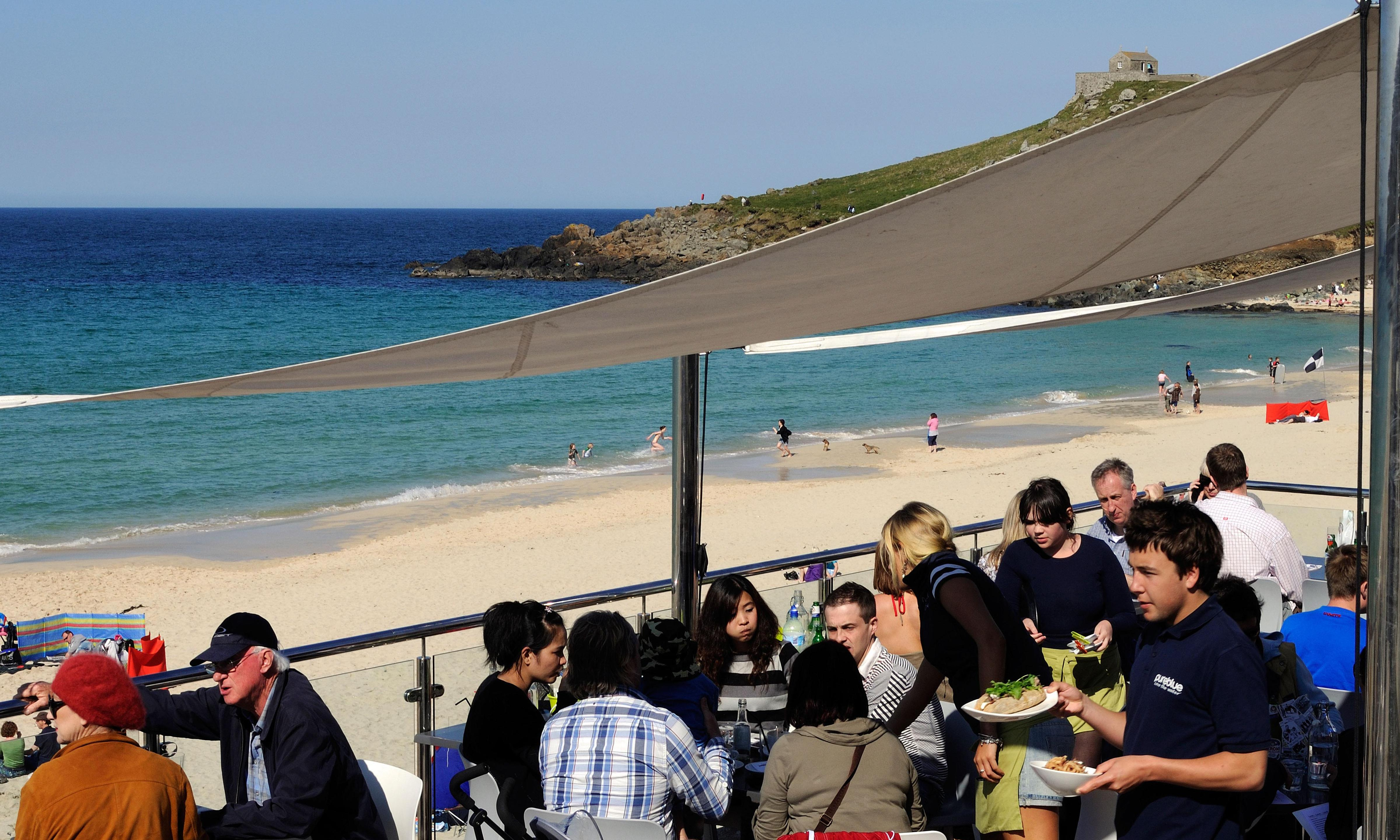 Send us a tip on a great UK seaside cafe or restaurant to win a £200 hotel voucher