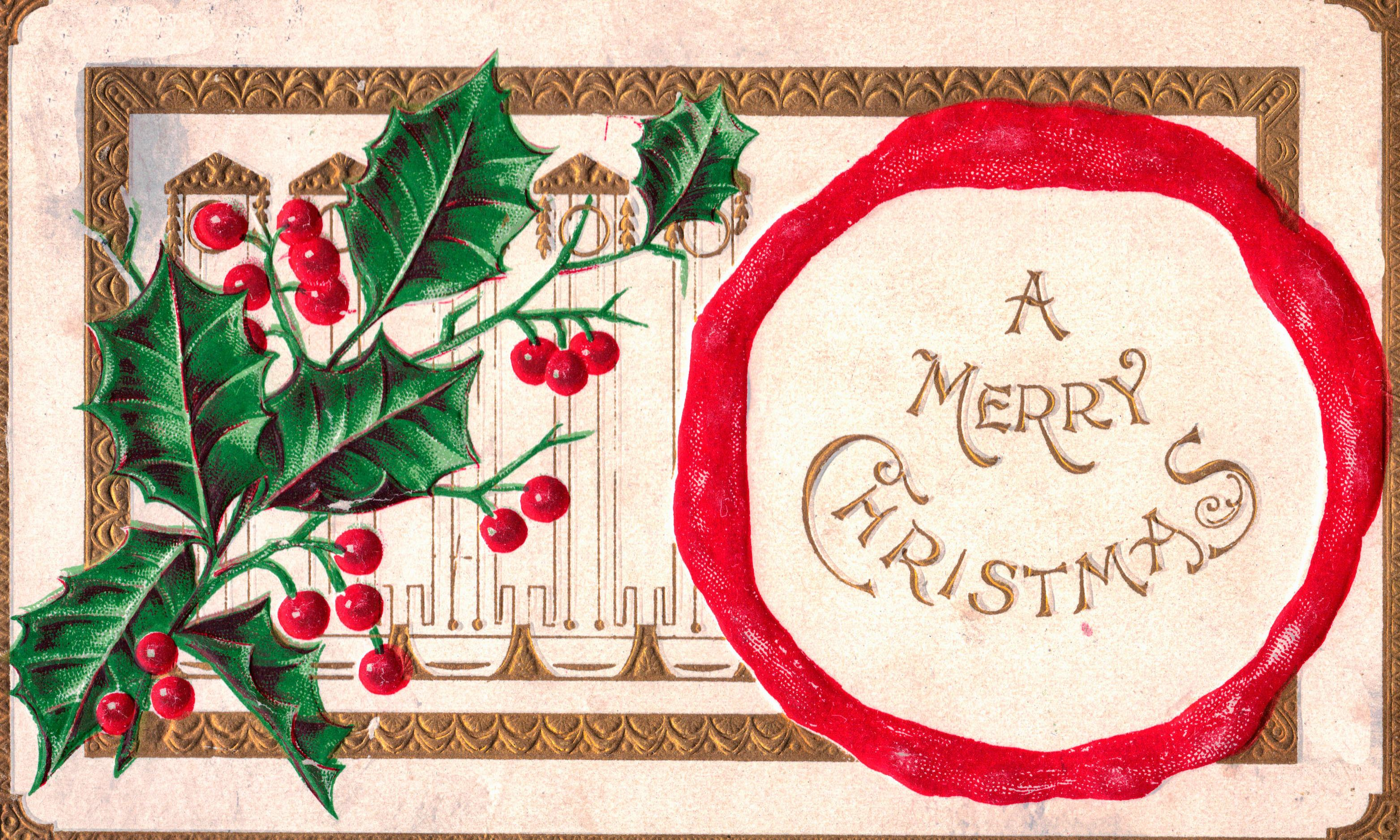 Packing Christmas cards knocked the pseudo-intellectual snob out of me