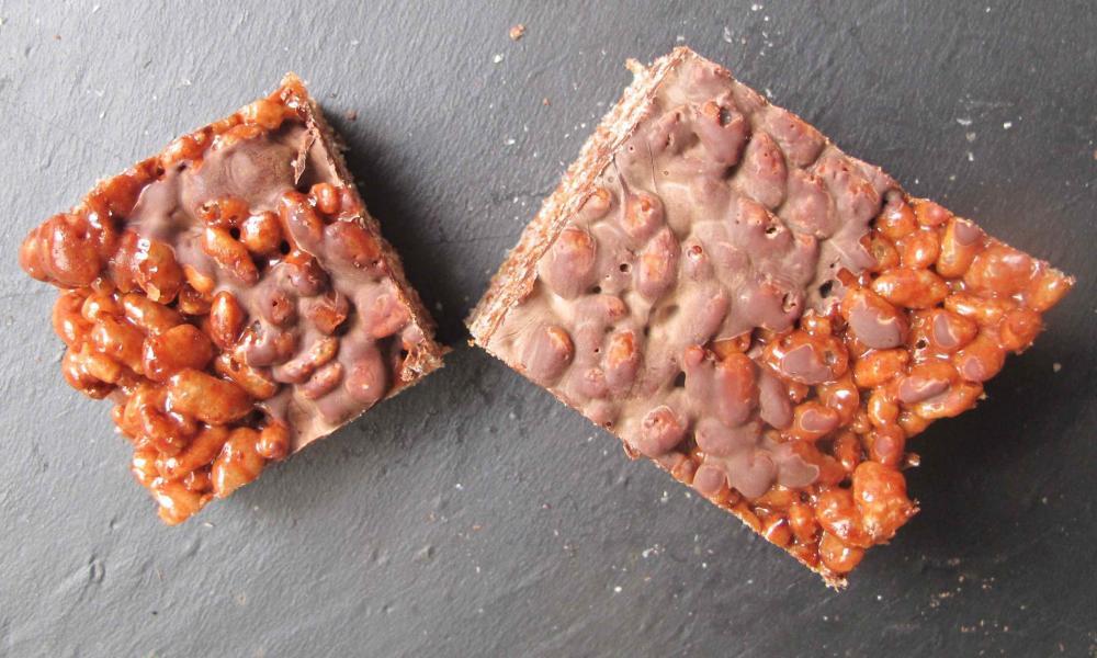 Nicky Evans Chocolate Crispy Cake