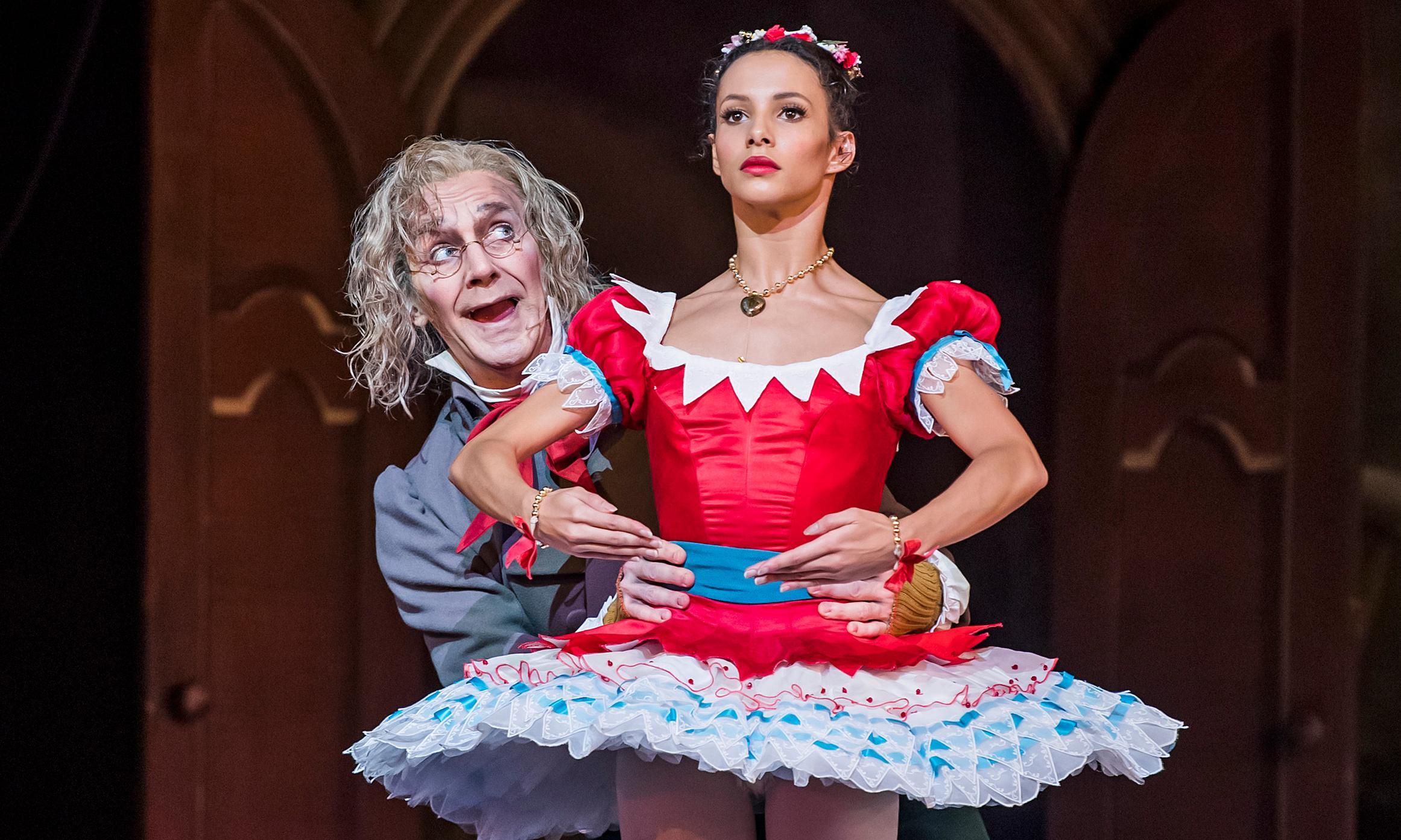 Royal Ballet: Coppélia review – hello, dolly!