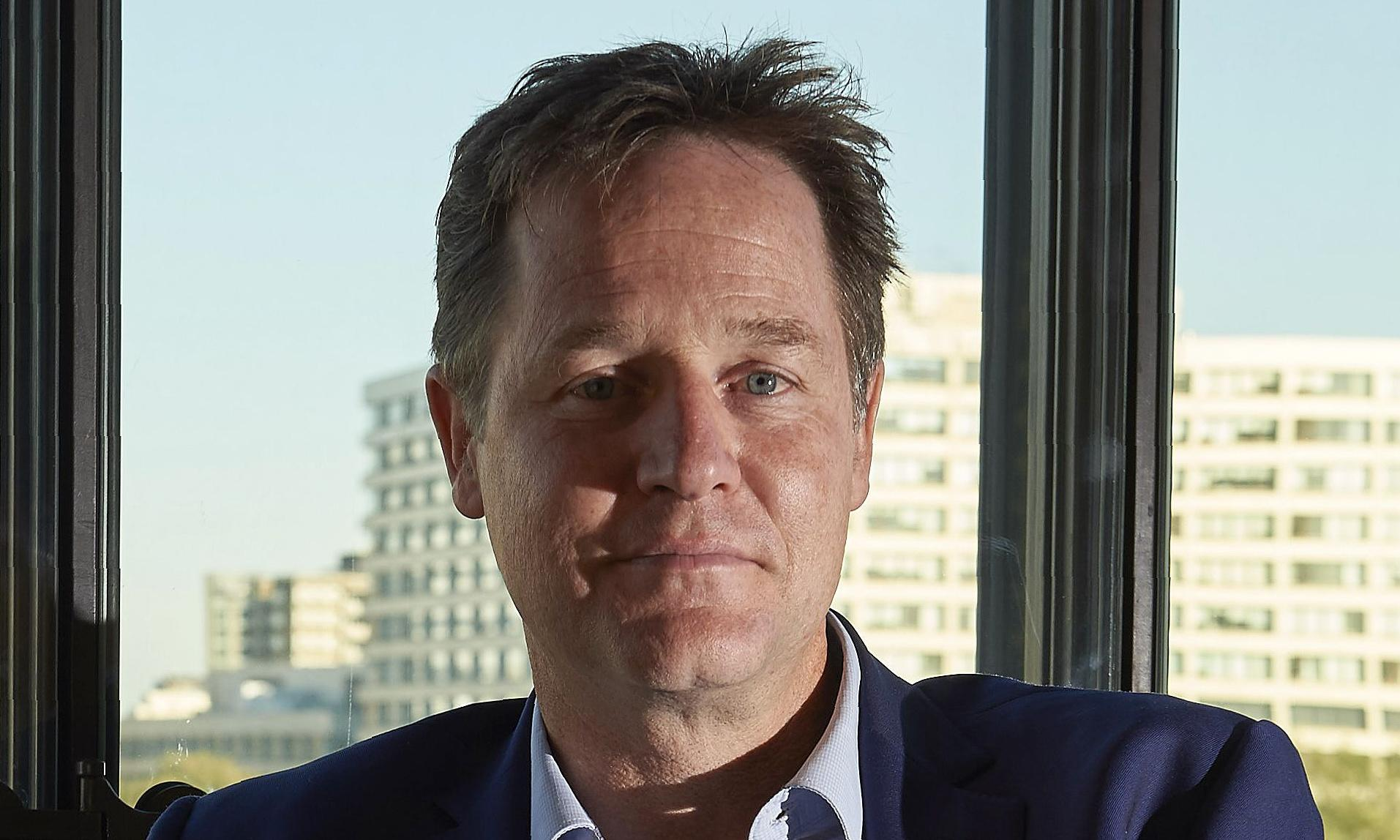 EU tells Facebook's Nick Clegg to rethink ad rules for elections