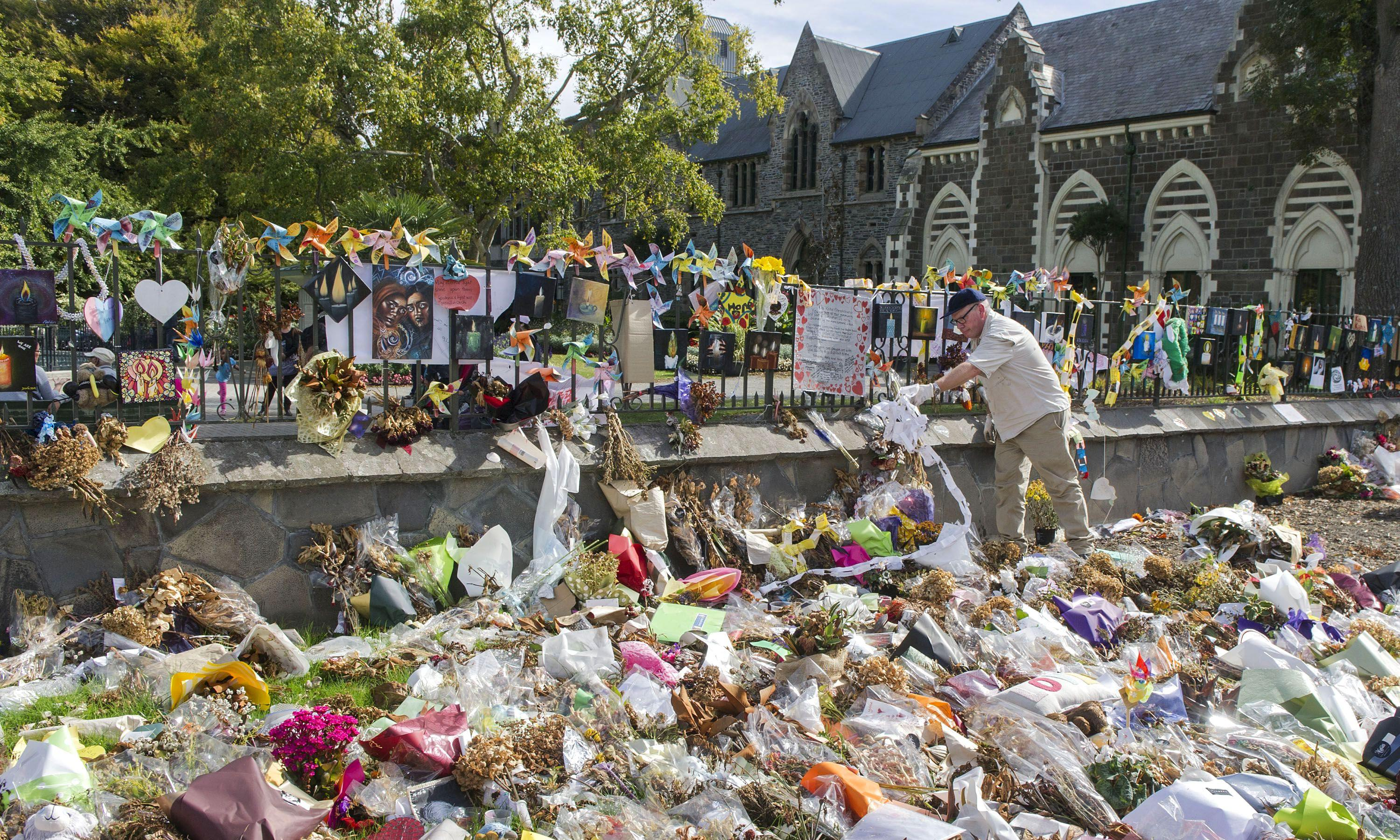 Christchurch mosque killer's theories seeping into mainstream, report warns