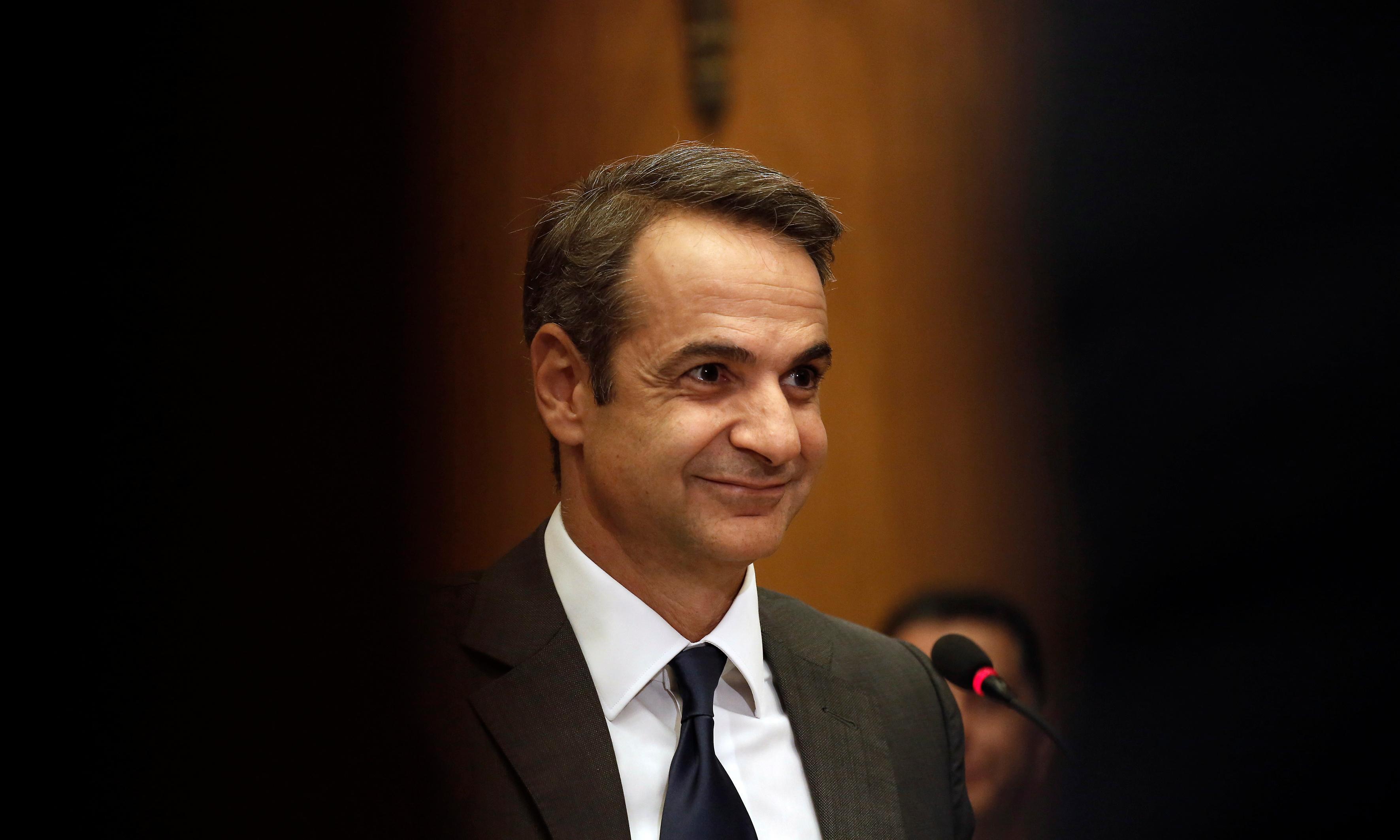 Kyriakos Mitsotakis: the new Greek PM hits the ground running