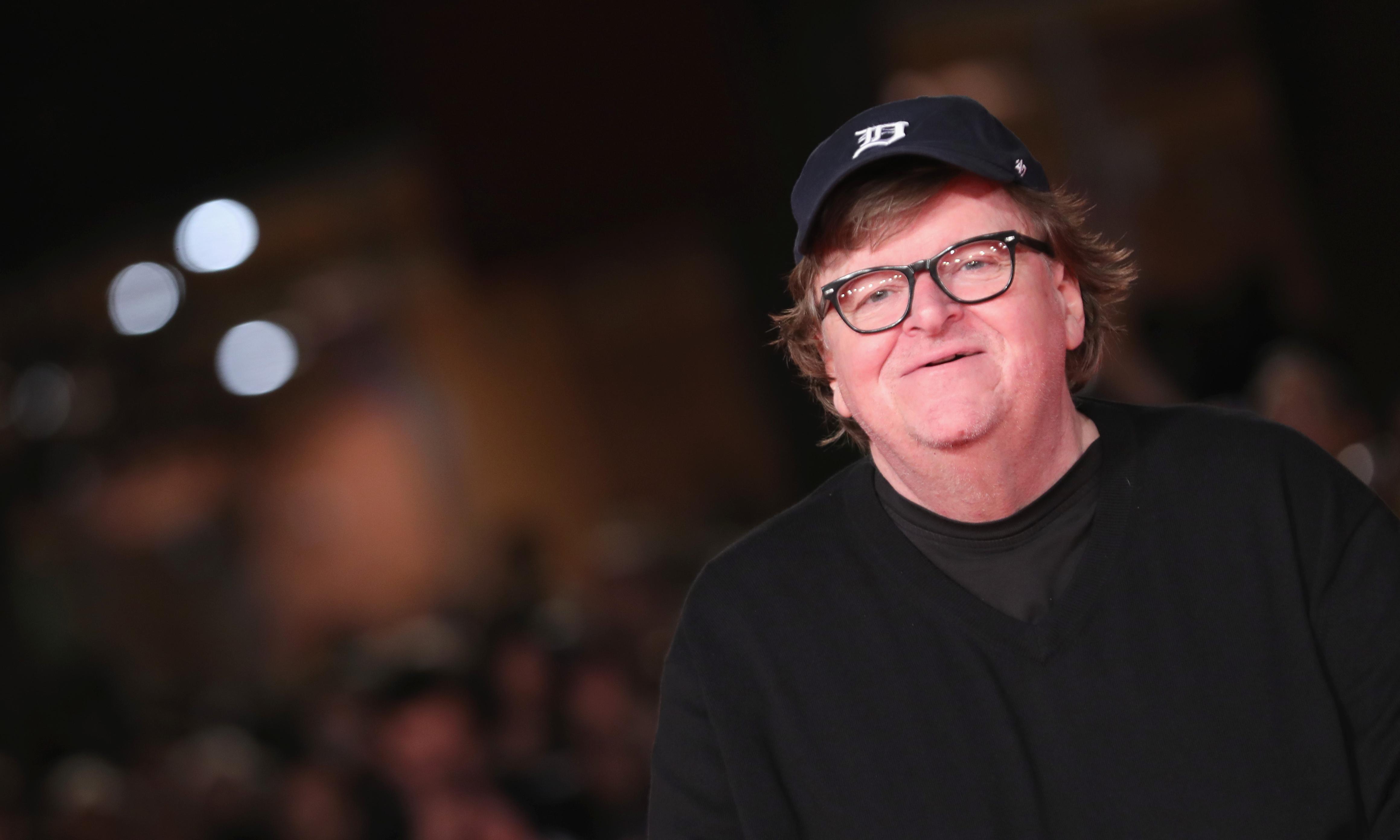 Michael Moore's media turf war
