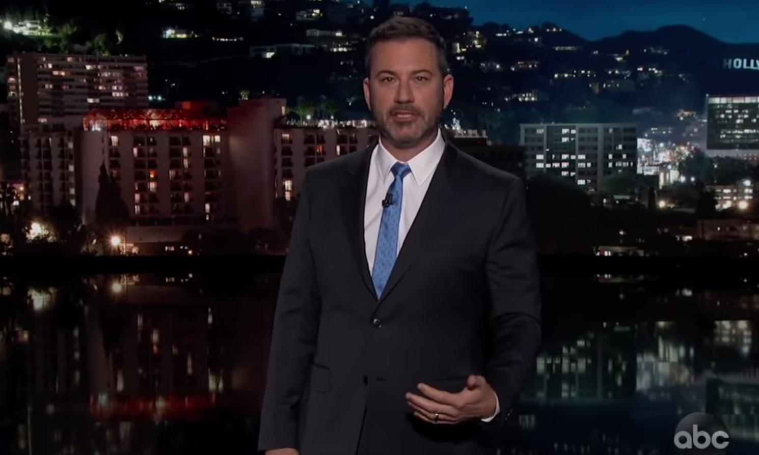 Jimmy Kimmel on Democratic debate: candidates 'angrily agree with each other for hours'