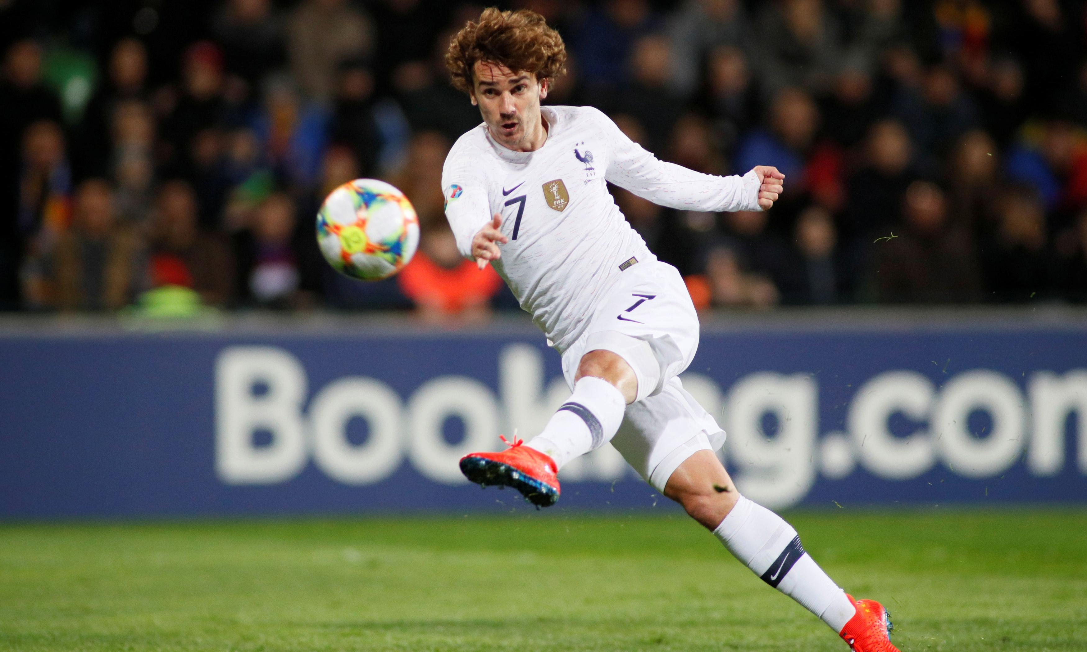 Euro 2020 qualifiers: France turn on the style but Portugal held to draw