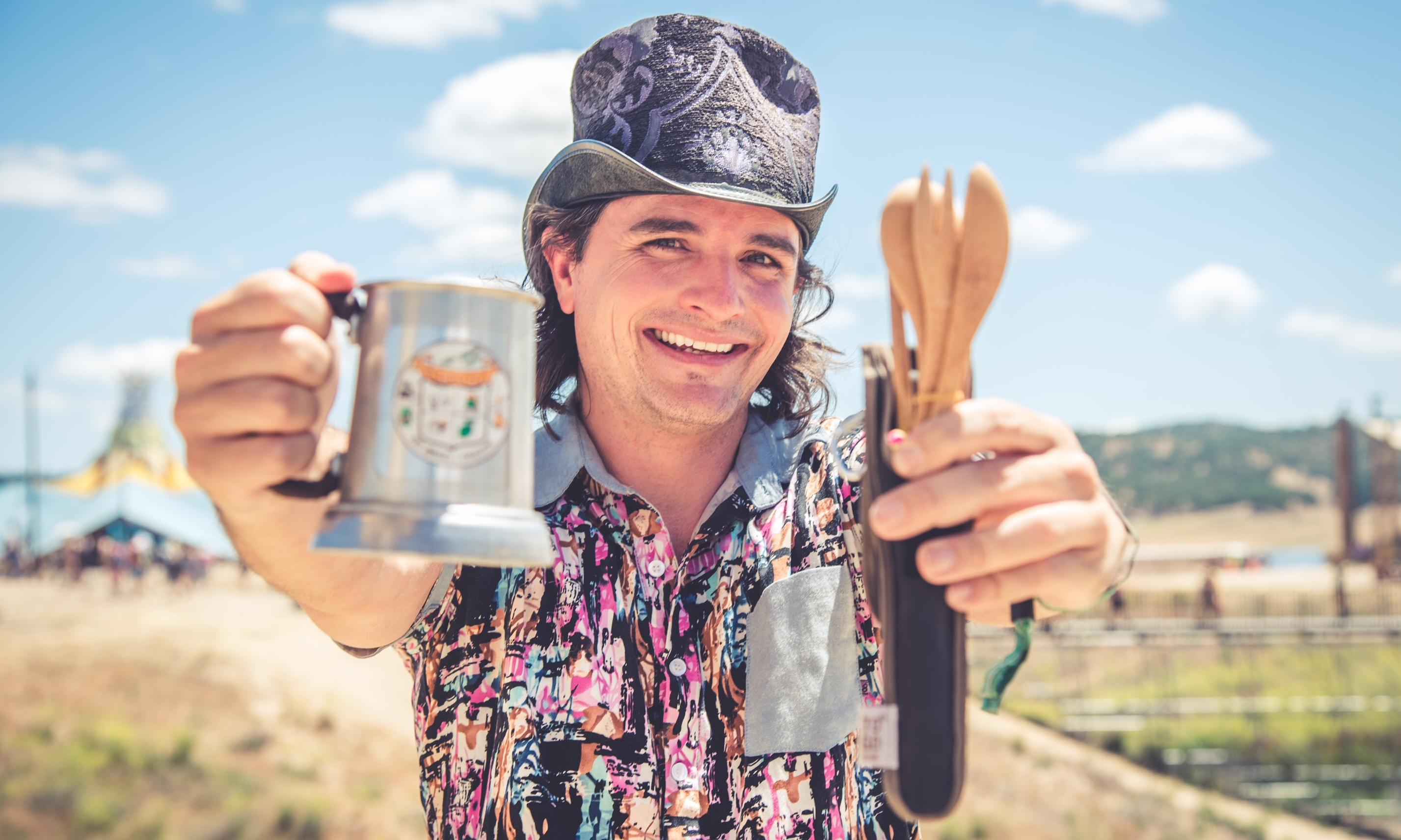 The Festival Guy: how one man turned festival-ing into a lifestyle