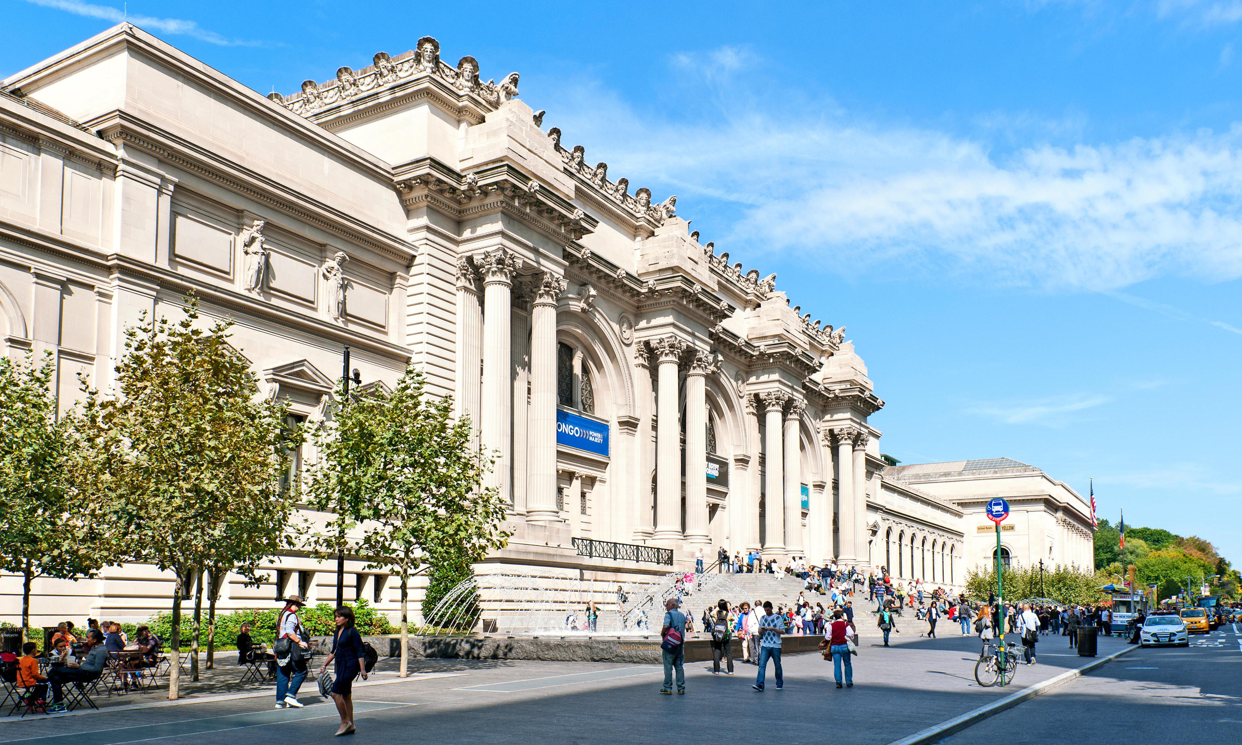 Museums in US still failing with artist diversity, study finds