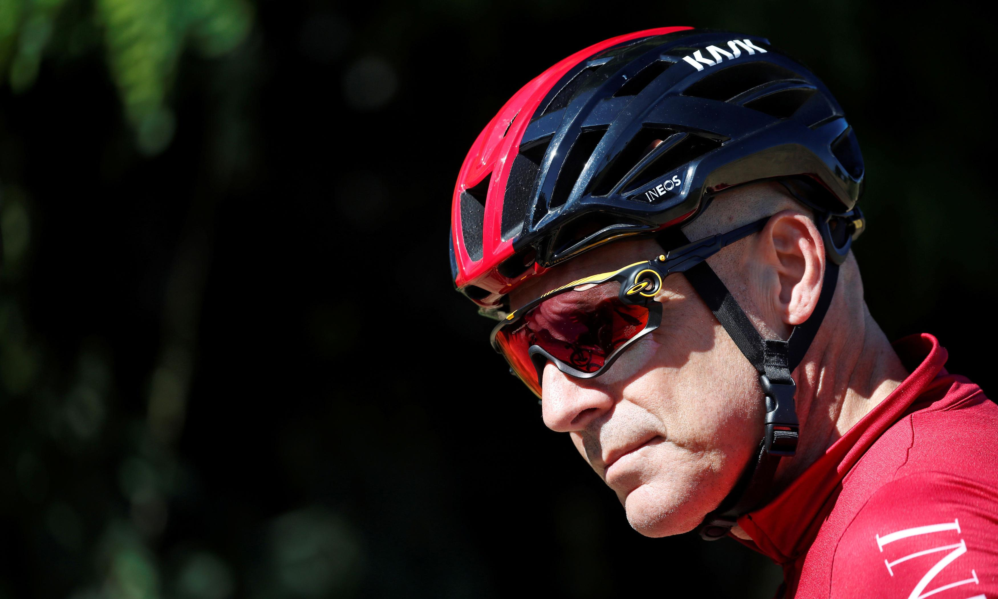 Dave Brailsford buries hatchet with UCI chief Lappartient after Froome rift