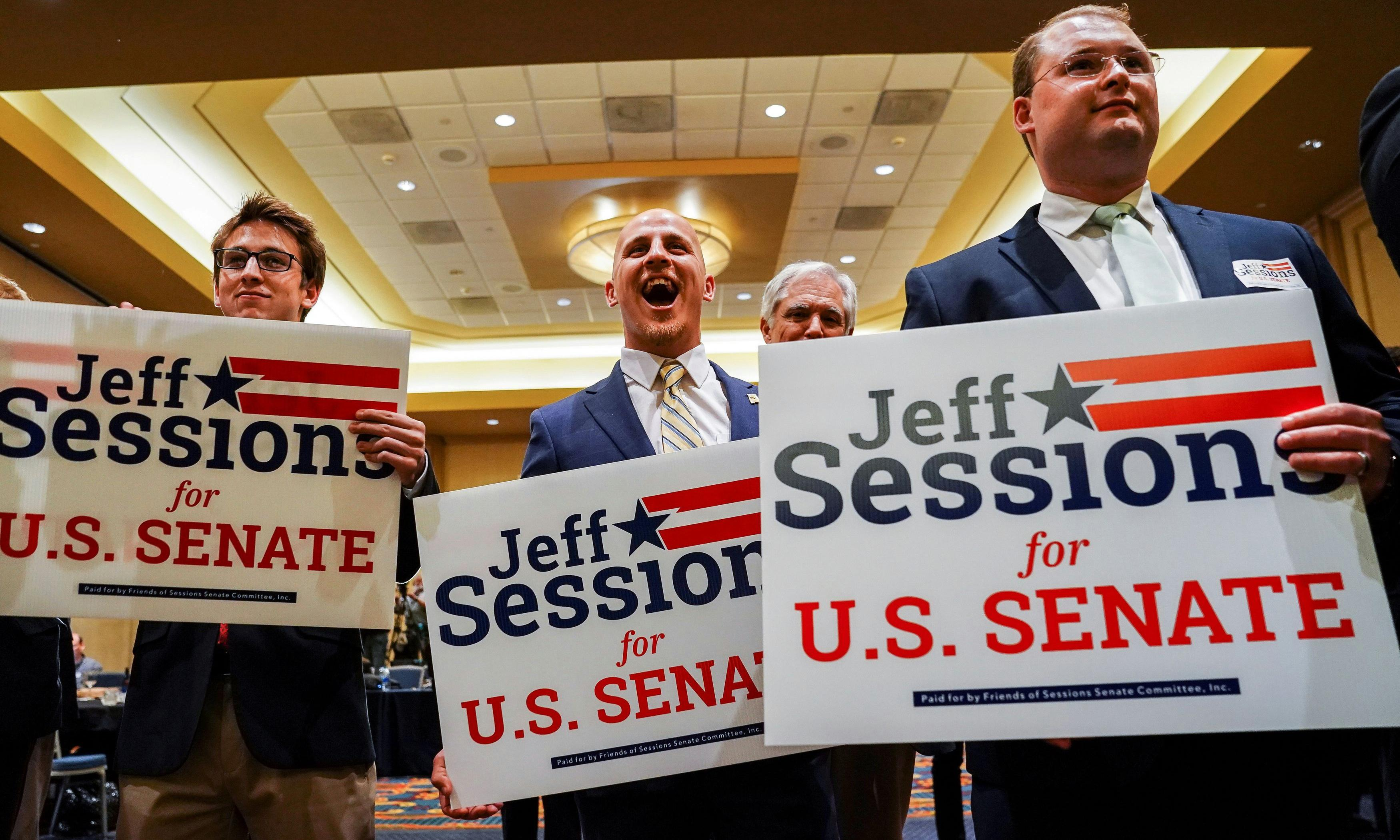 Jeff Sessions' run-off and a Bush's loss: Super Tuesday races you may have missed