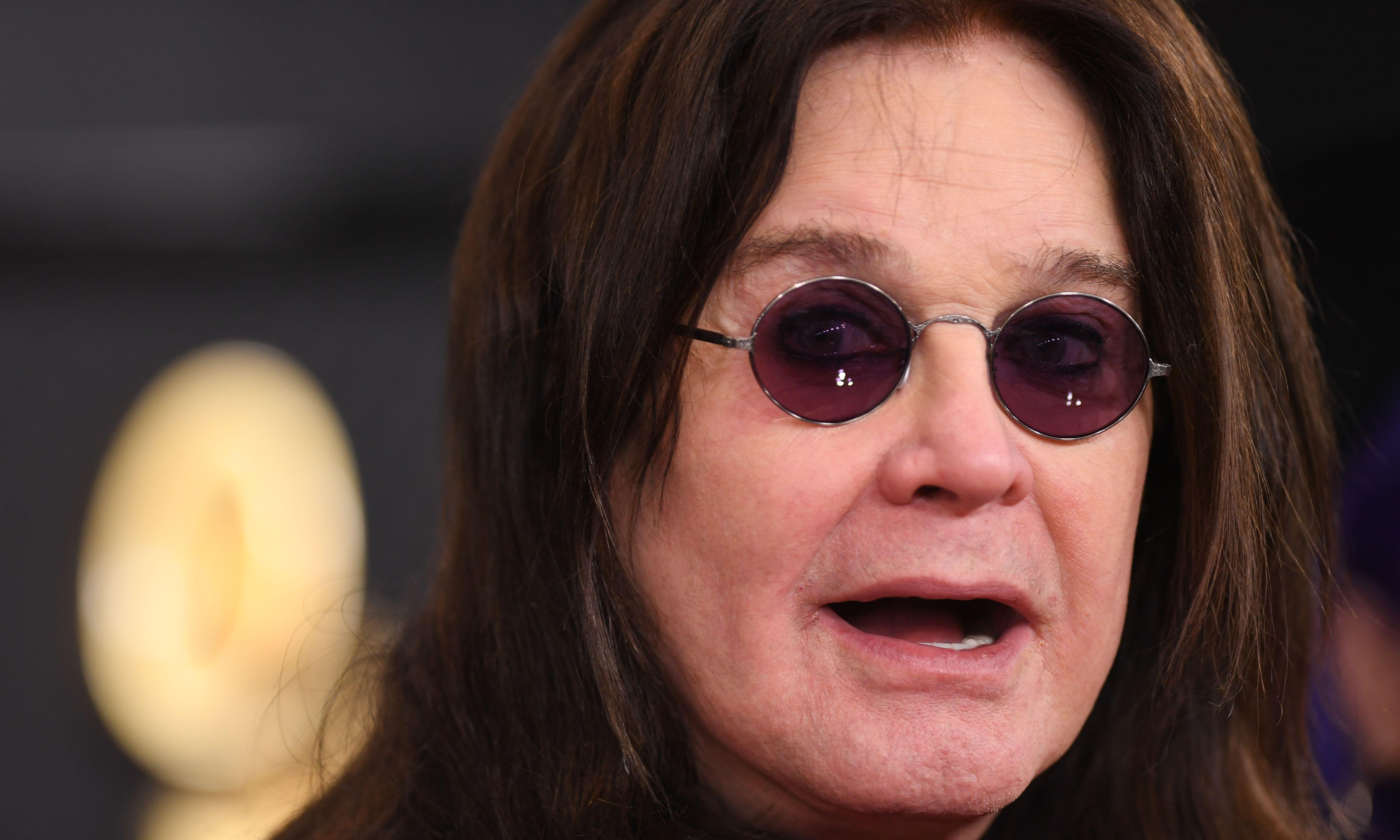 Ozzy Osbourne cancels US tour due to ongoing ill health