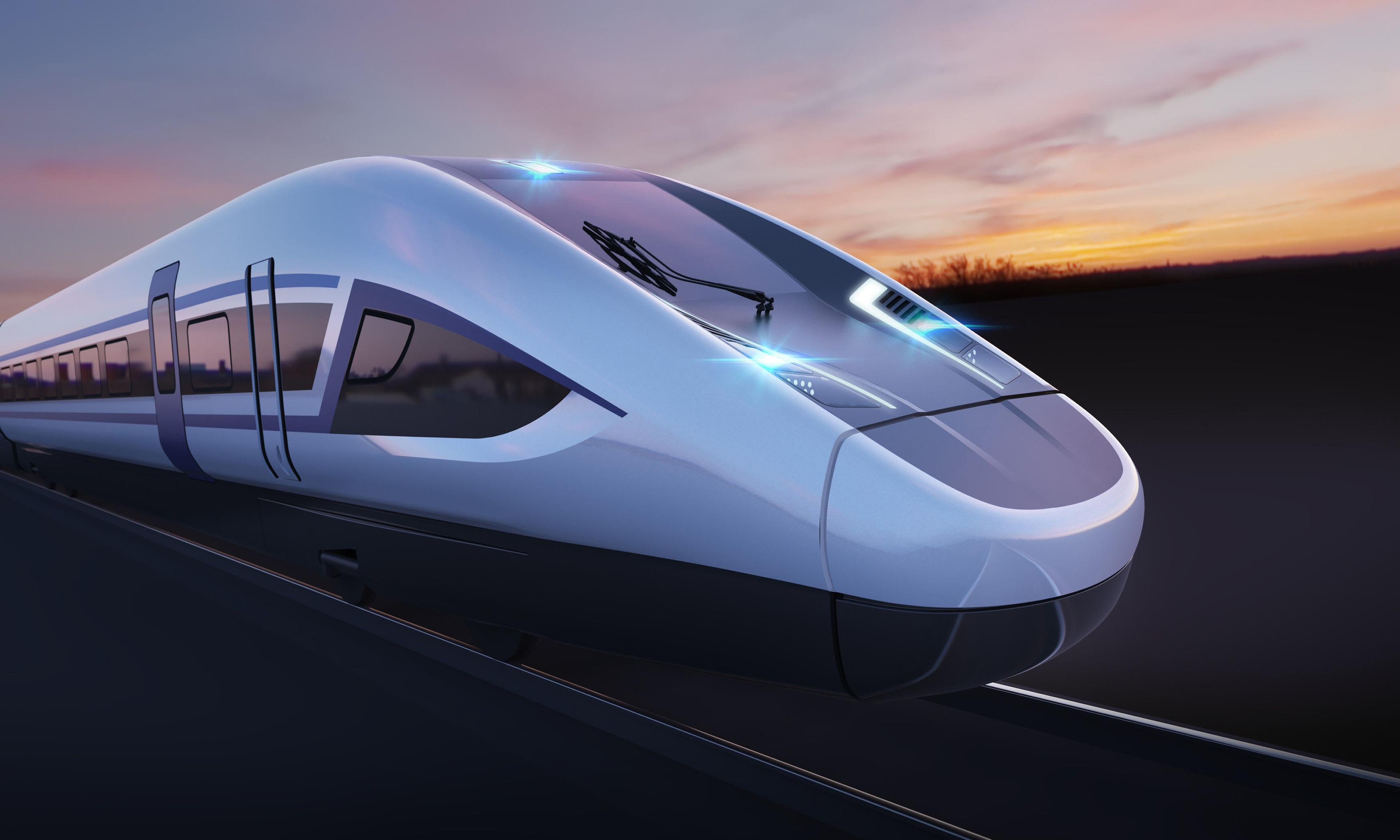 HS2 costs head north just as its value falls south