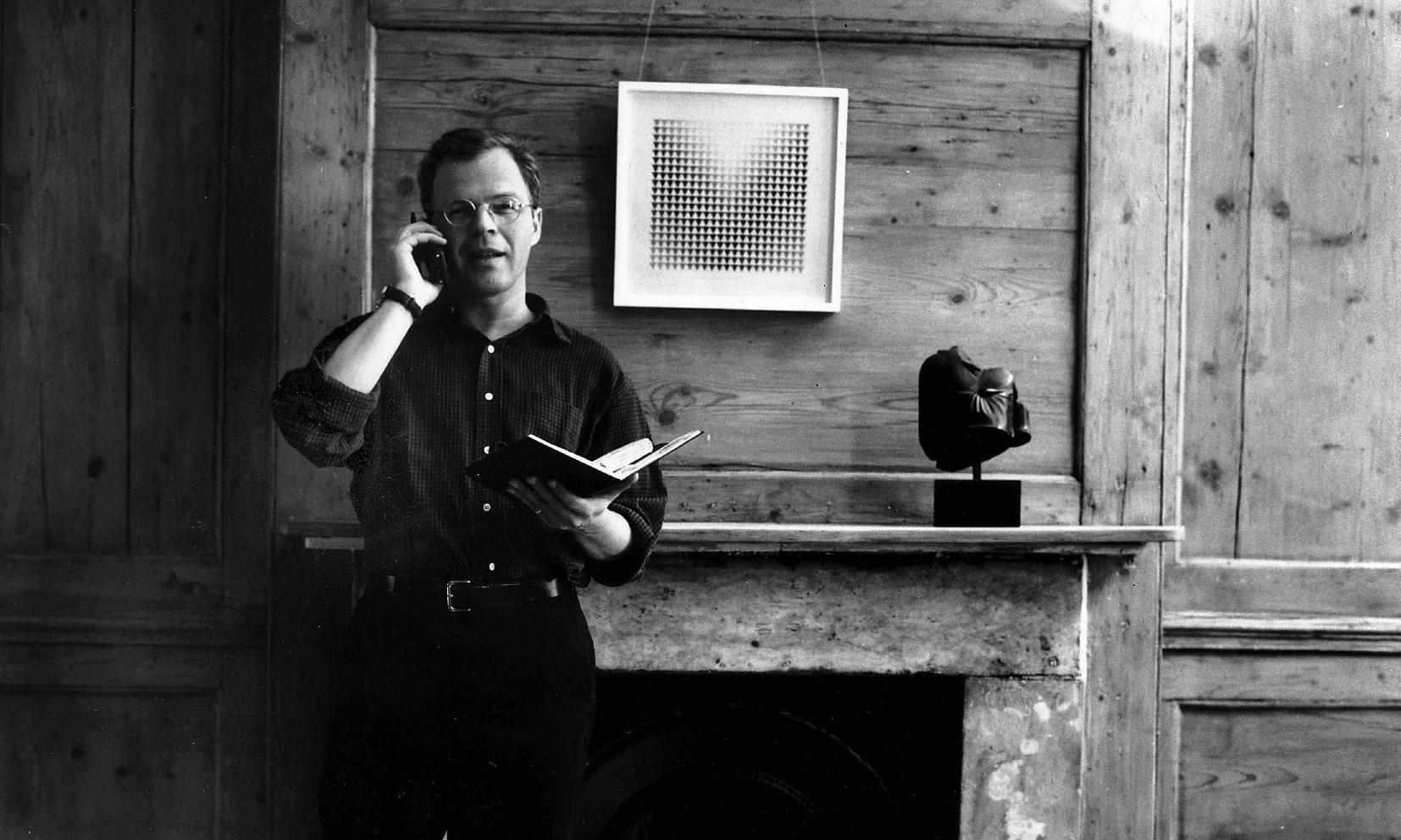 Karsten Schubert obituary