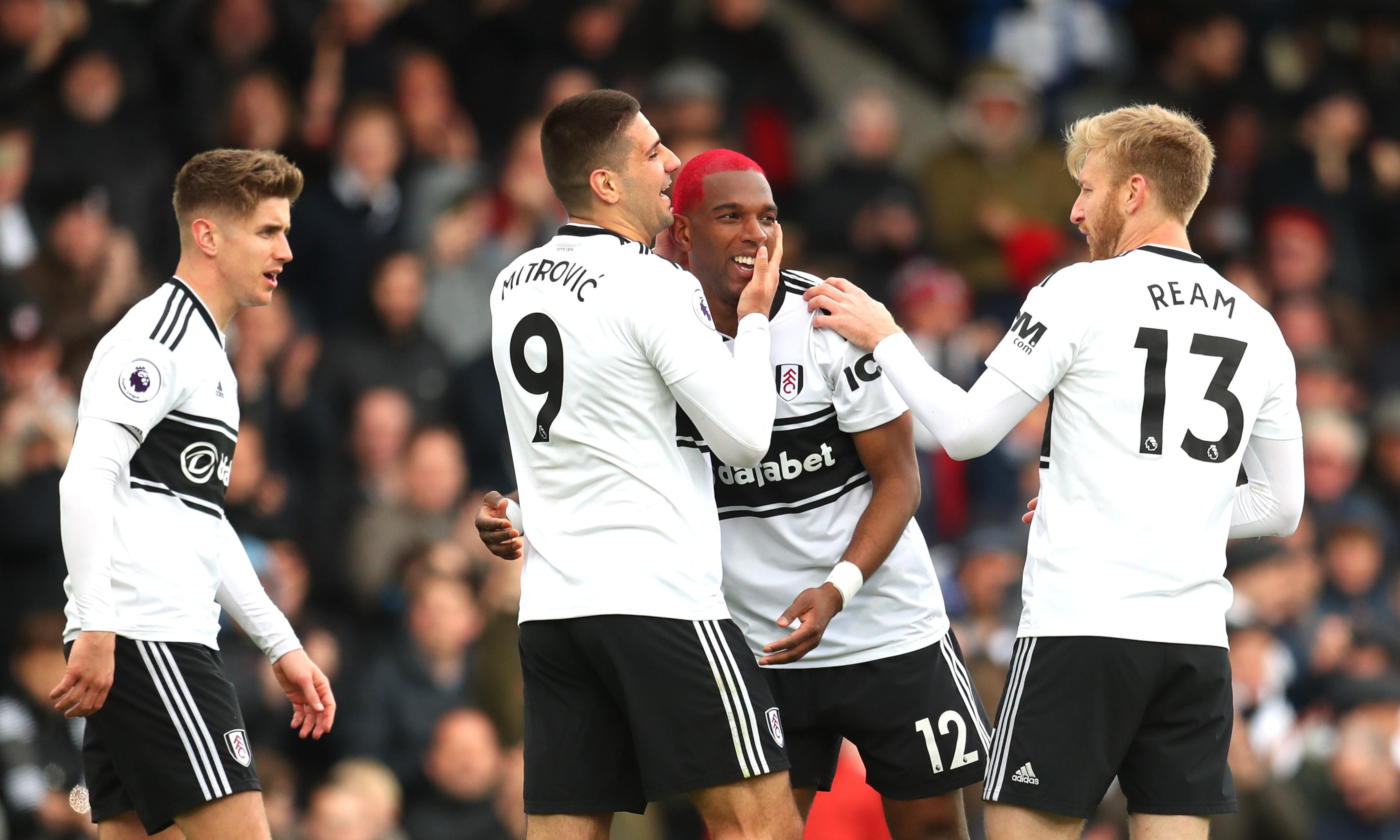 Ryan Babel's late winner for Fulham leaves Cardiff on brink of relegation
