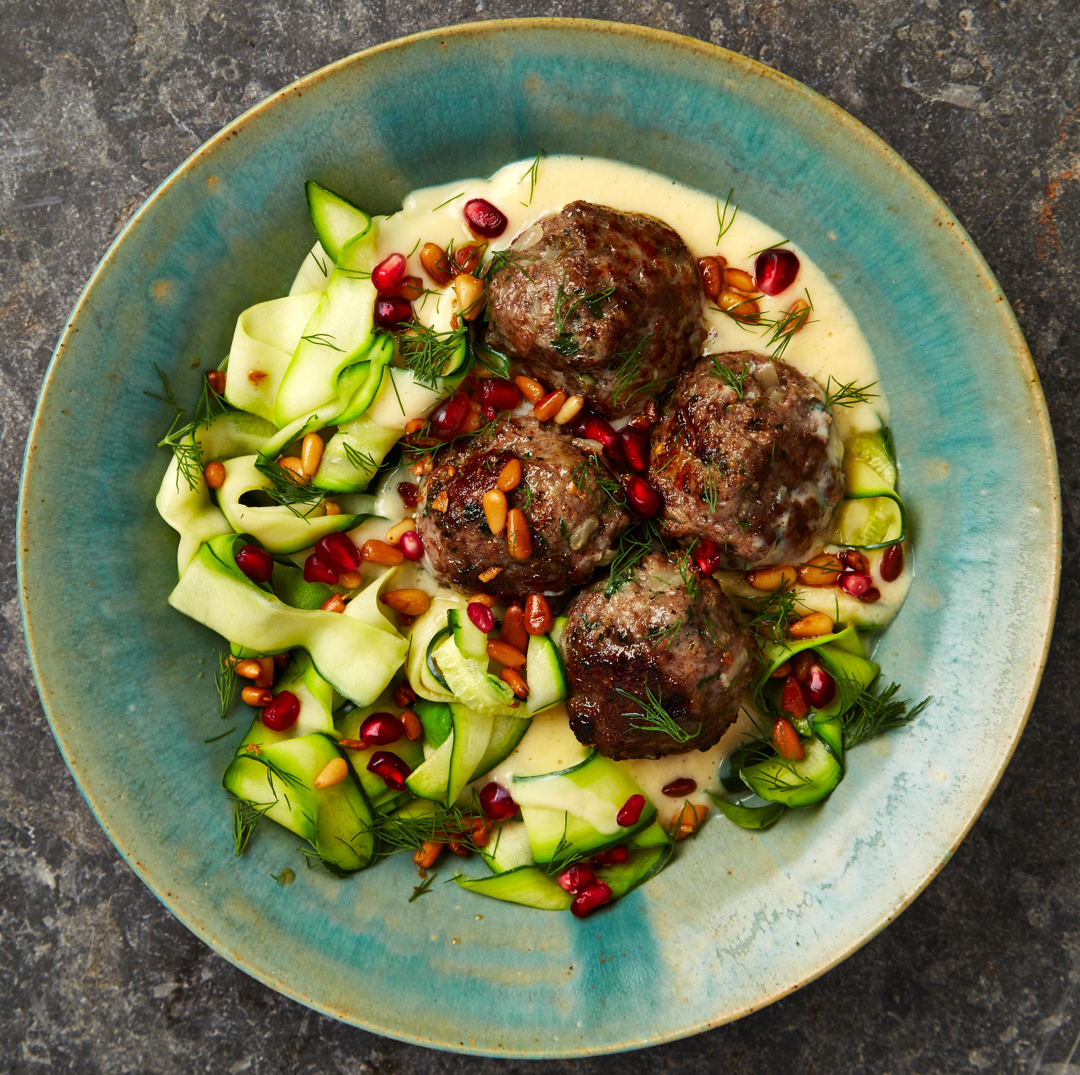 Love me tender: Yotam Ottolenghi's favourite lamb recipes for summer