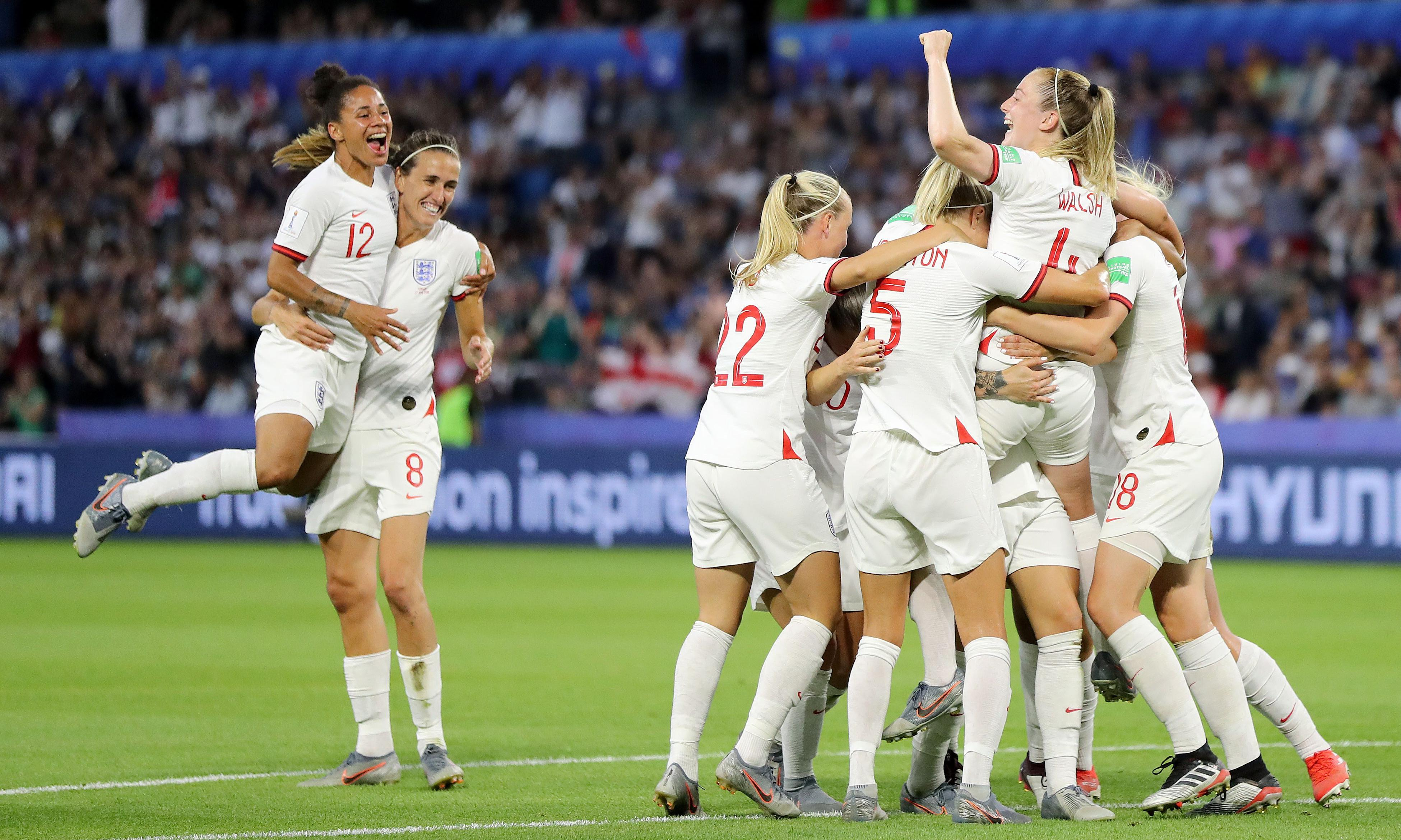 Lionesses inspire us all but heroes alone cannot make a nation more sporty