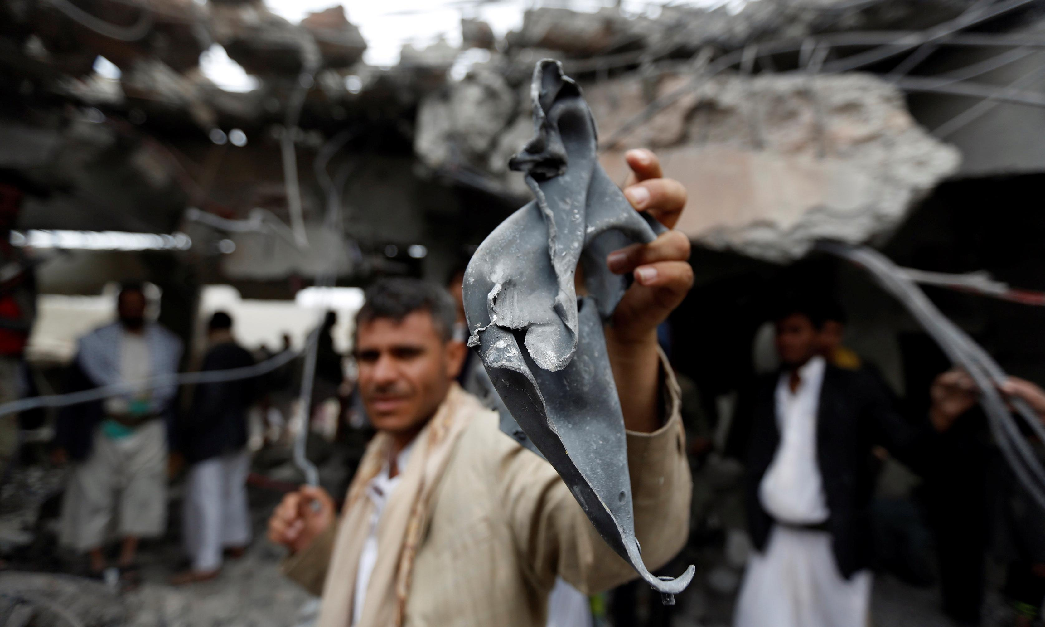 'The Saudis couldn't do it without us': the UK's true role in Yemen's deadly war