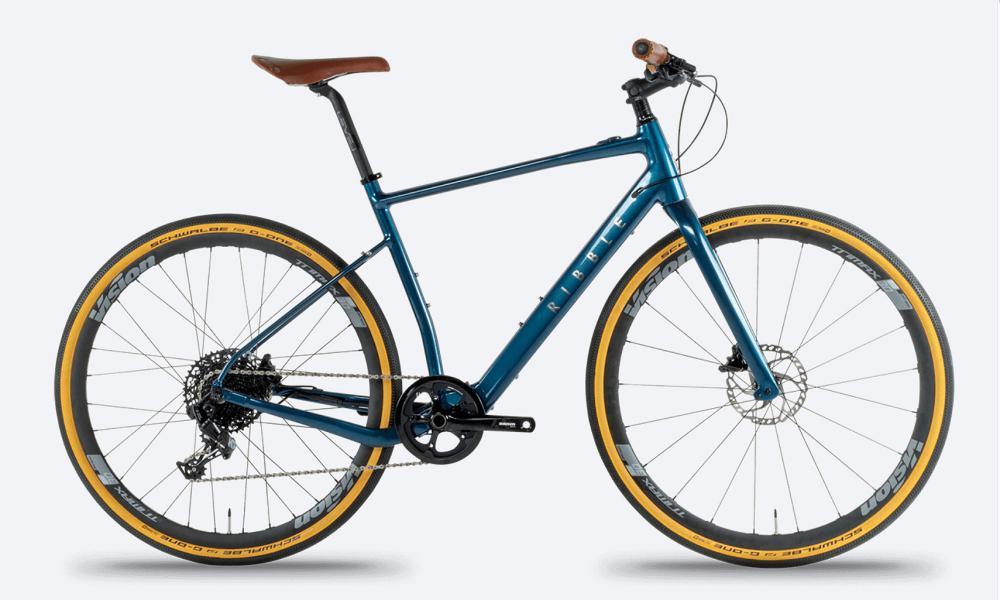 the ribble hybrid al e - blue standard edition