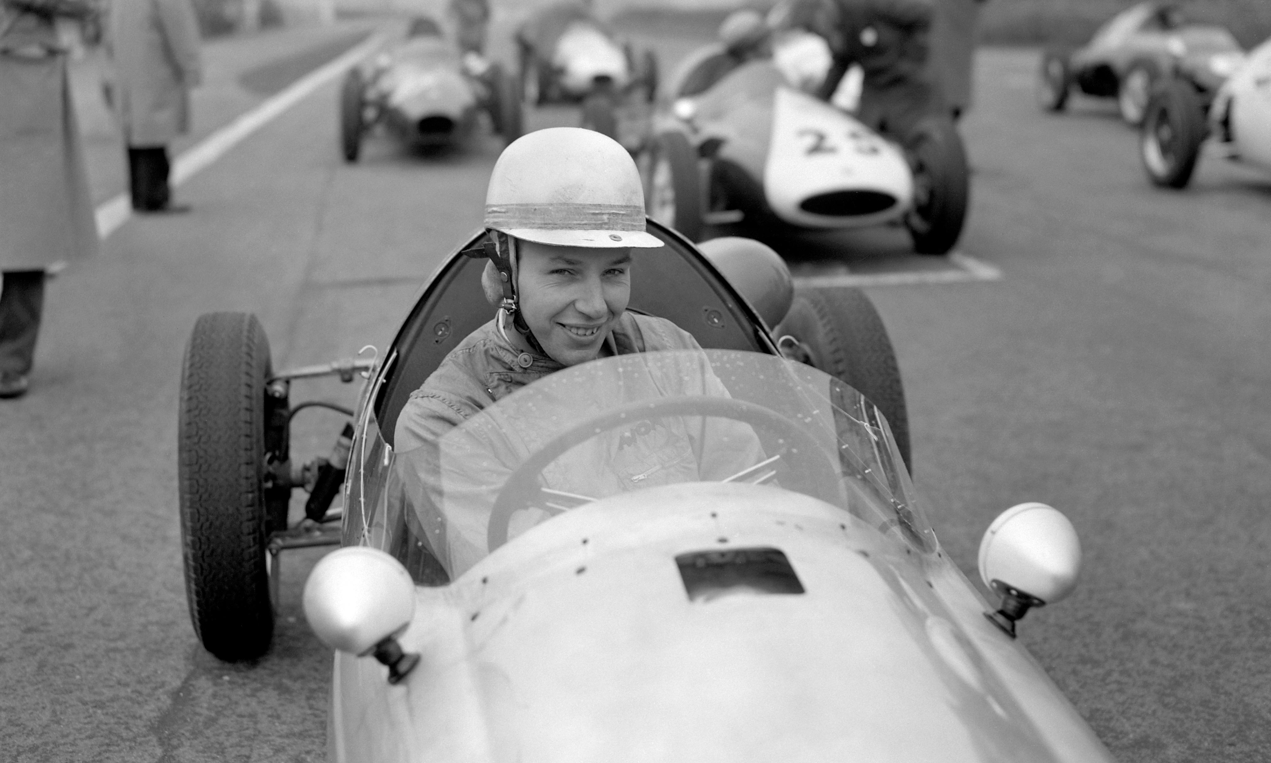 John Surtees obituary