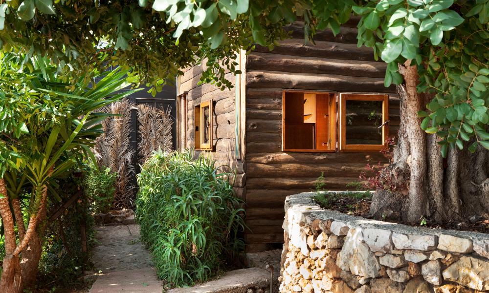 Le Corbusier's holiday home, Le Cabanon