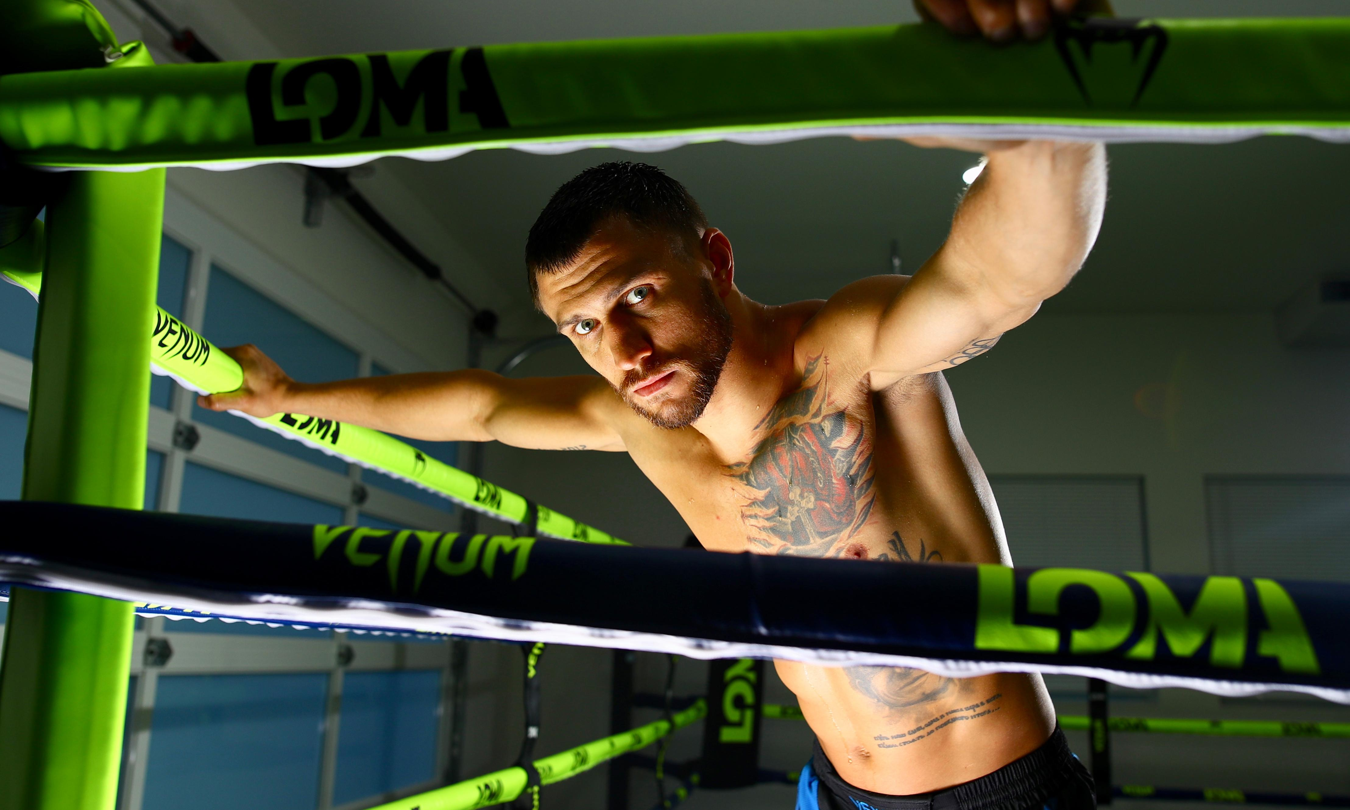 Vasiliy Lomachenko: 'Max was a very good person. But it's the life we all live as fighters'