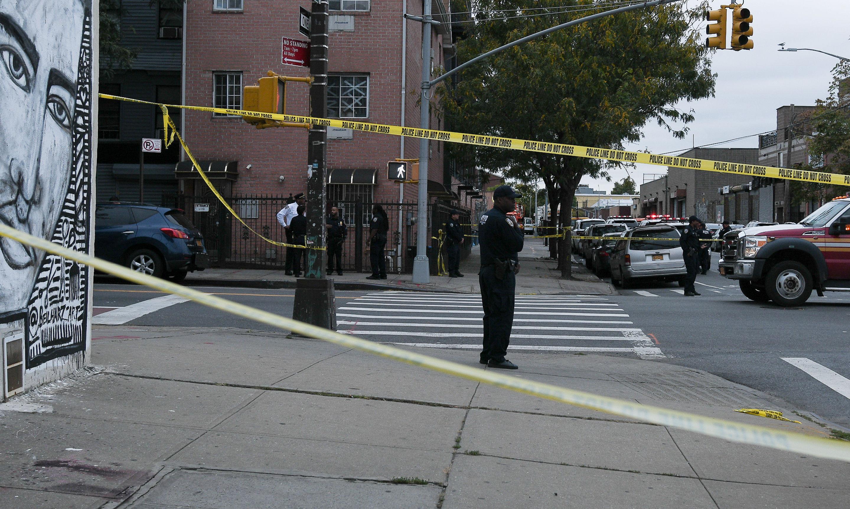 Shooting at Brooklyn illegal gambling club leaves four dead