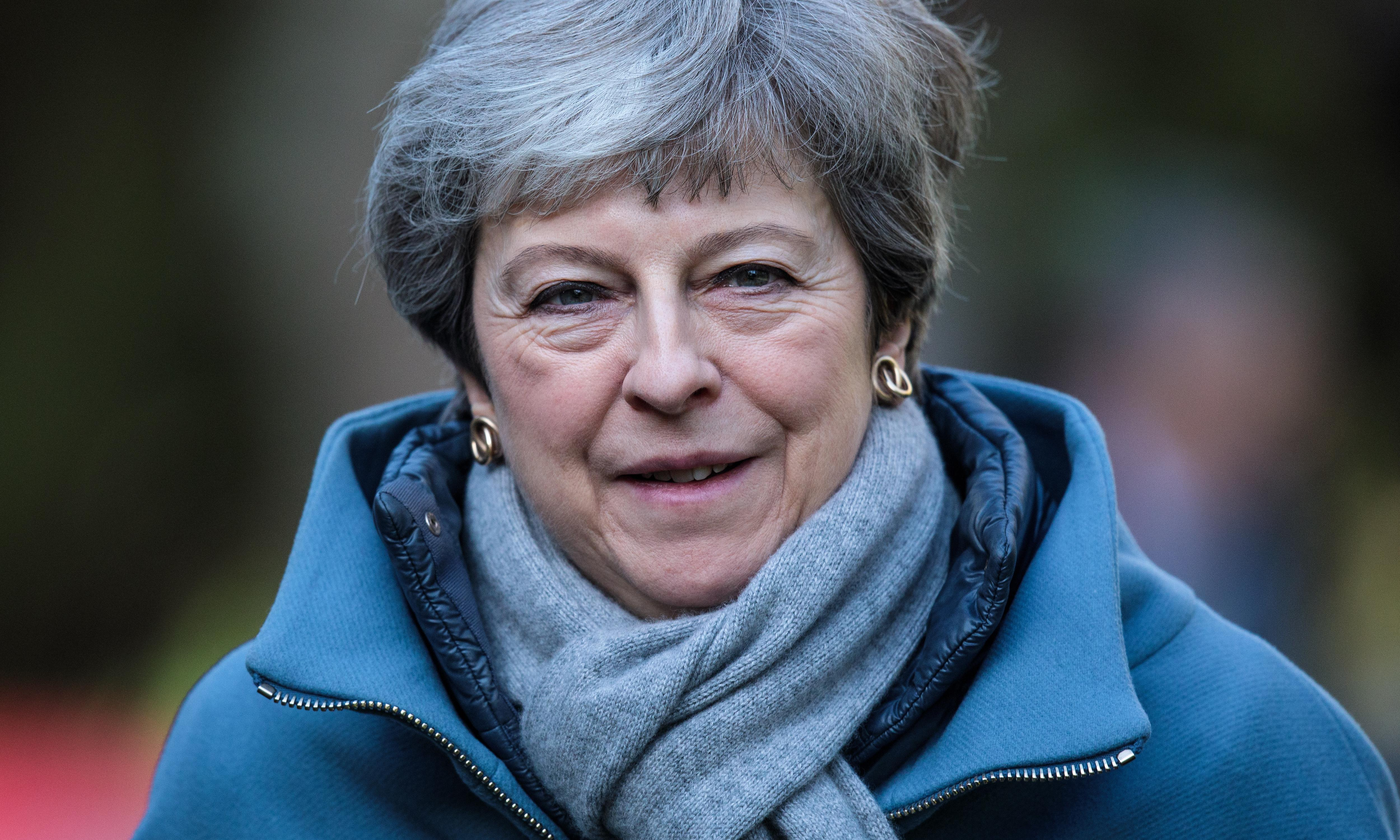 Tory coup fails to materialise as Theresa May limps on
