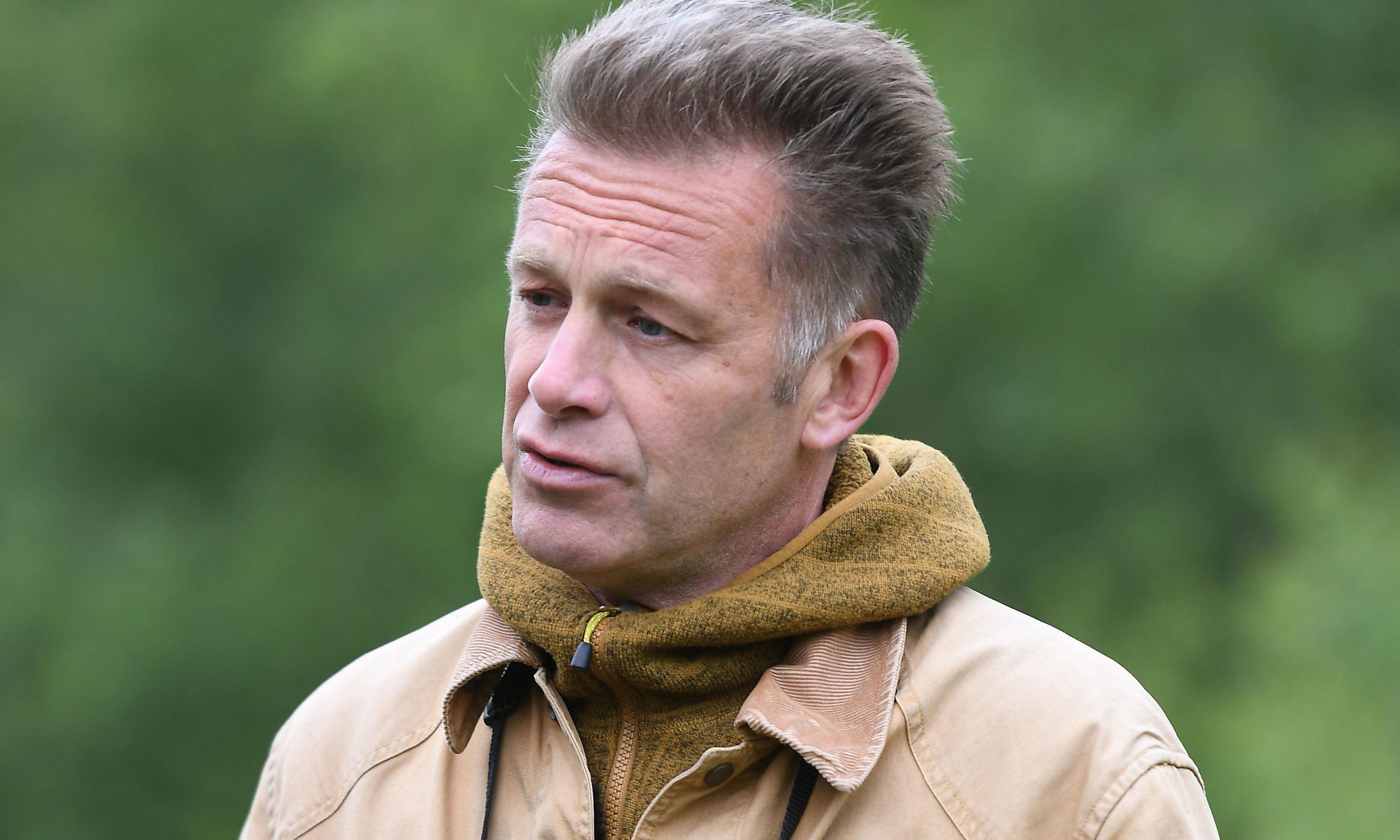 Chris Packham urges TV makers to shout louder about nature crises