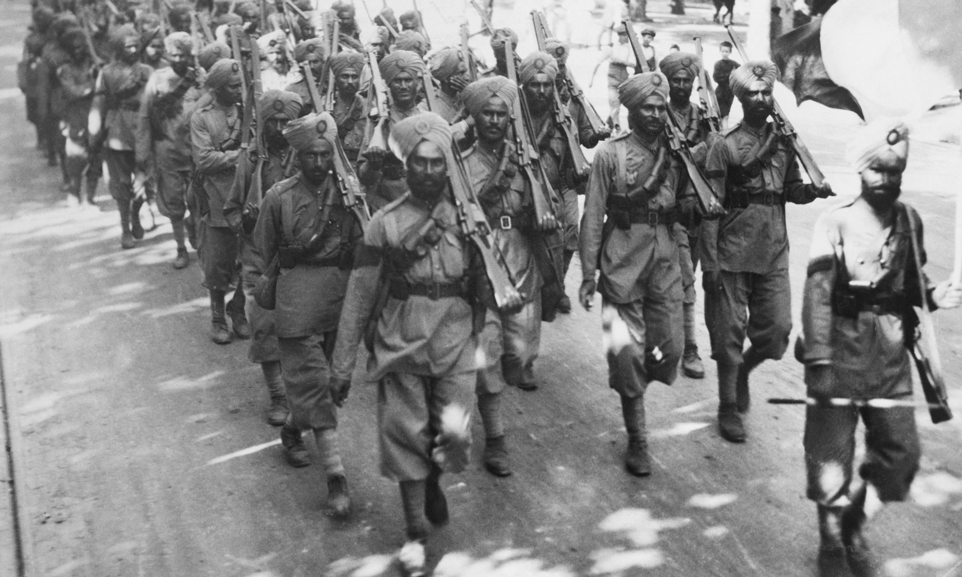The Indian Empire at War and India, Empire and the First World War review – a story finally told
