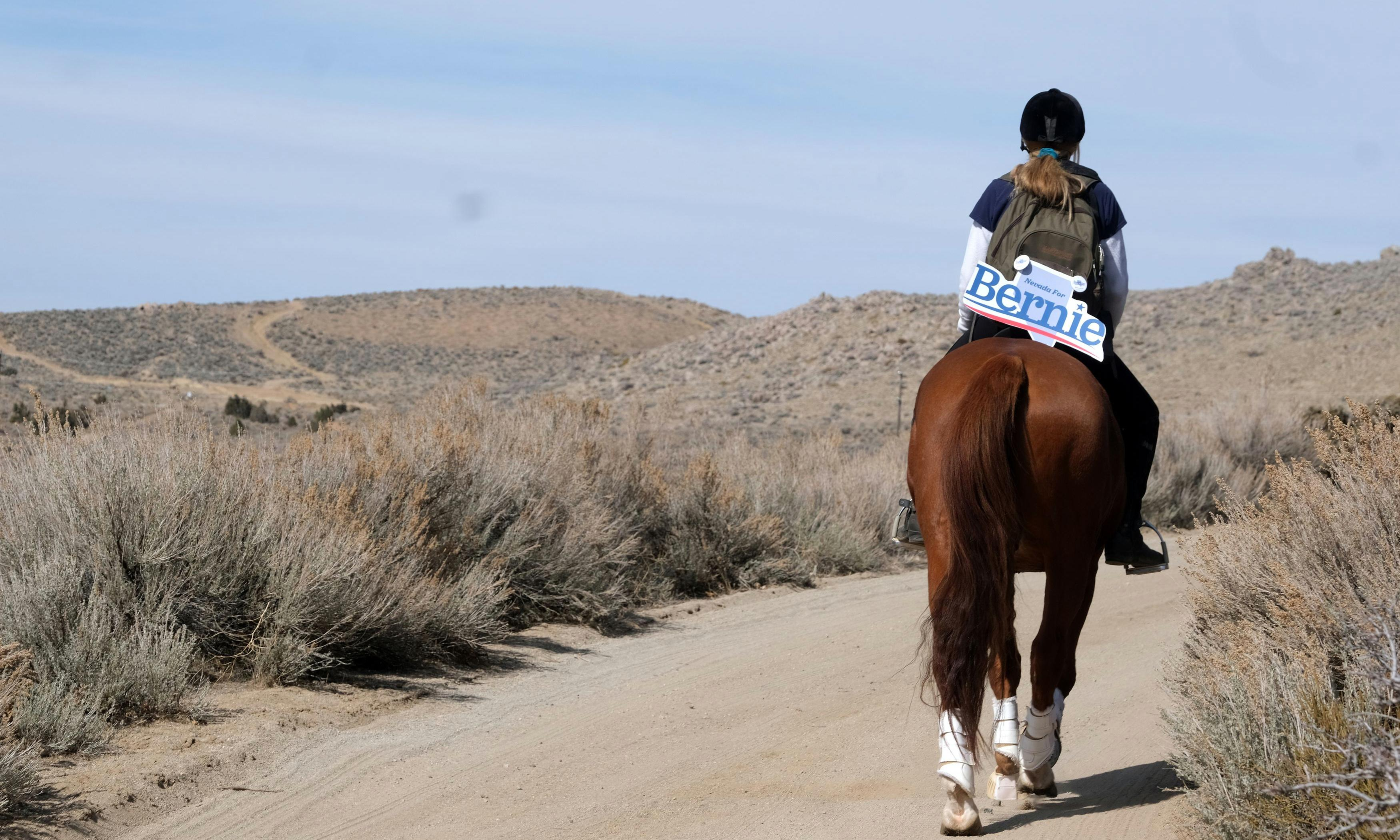 Health, heat and deportations: the issues driving Nevada caucus voters